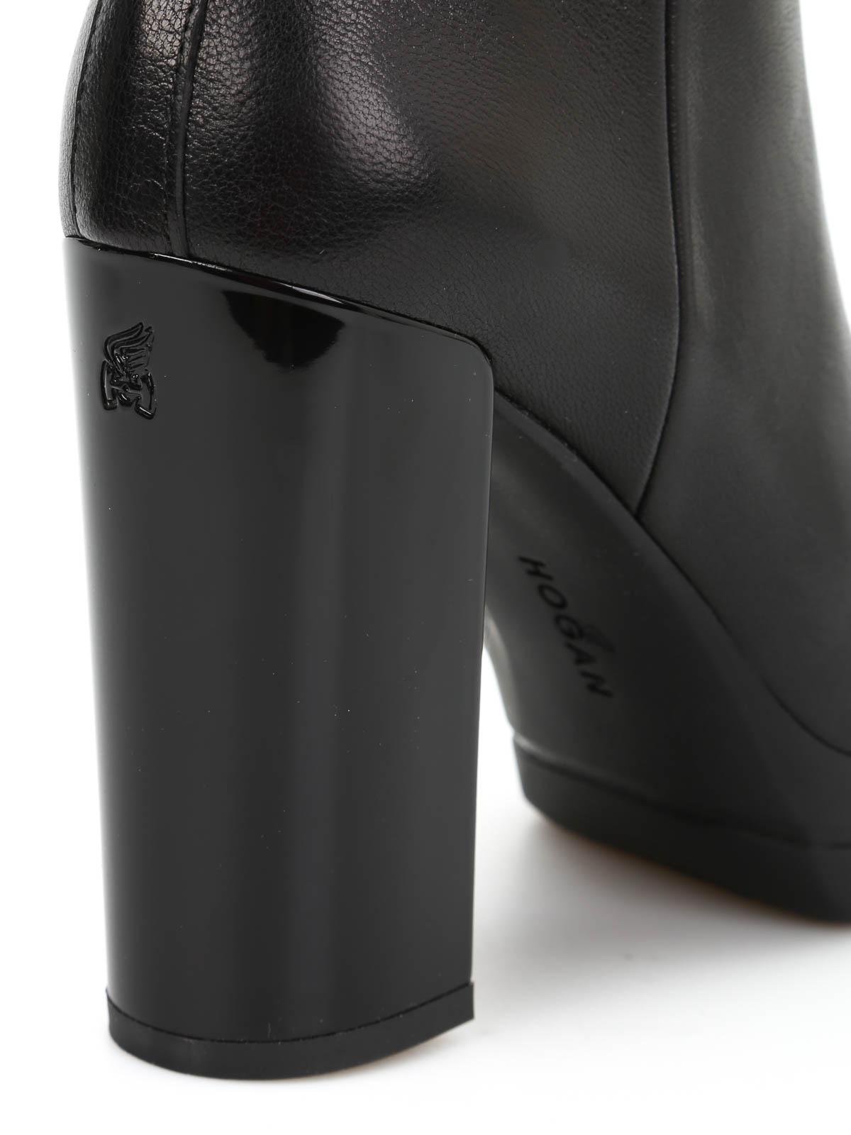 design de qualité 2582b 62f24 Hogan - Bottes H299 Opty Pour Femme - Bottes ...