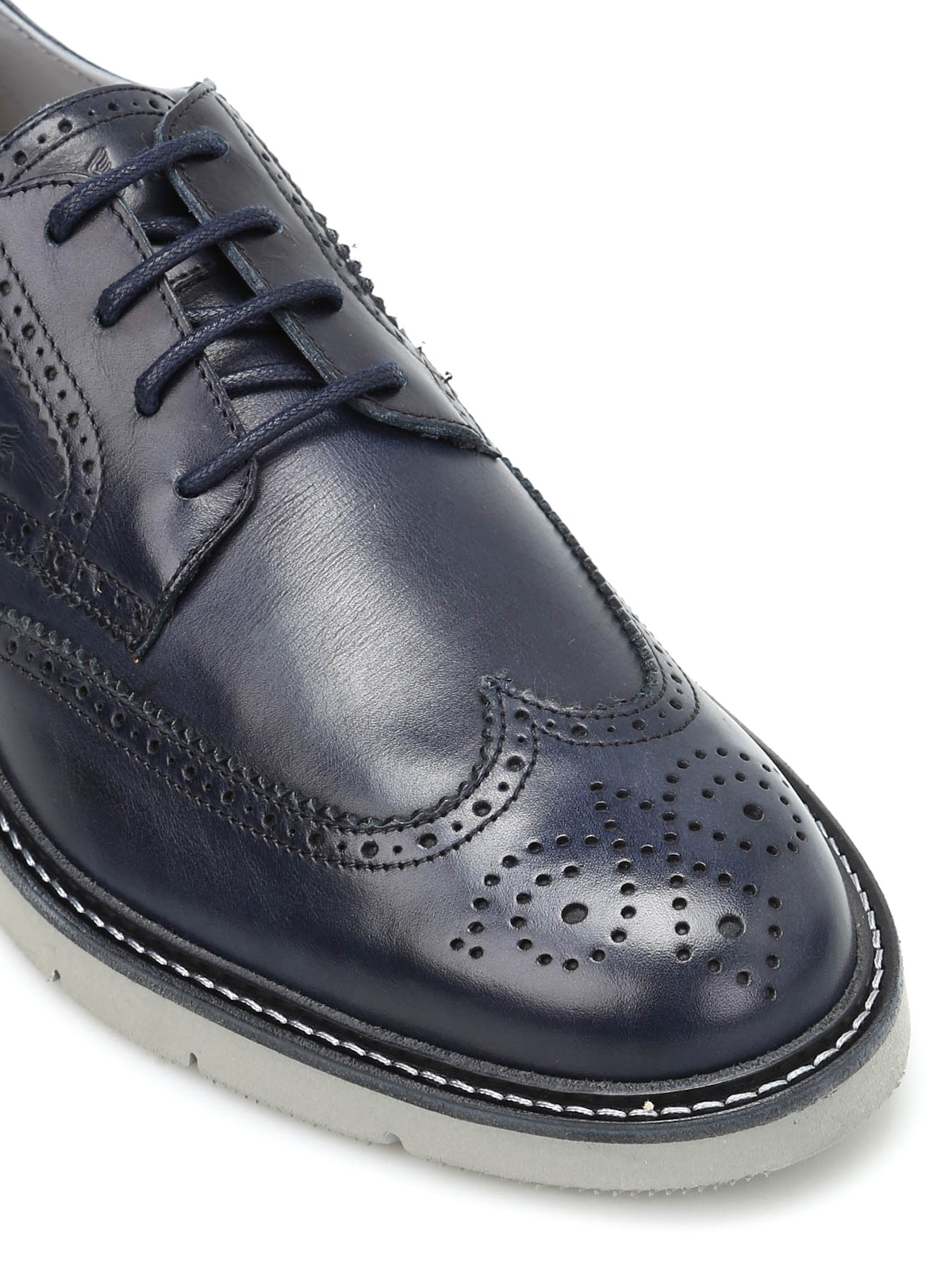 Hogan H322 Derby shoes آکسفورد HXM3220Y2107X7U806 | iKRIX