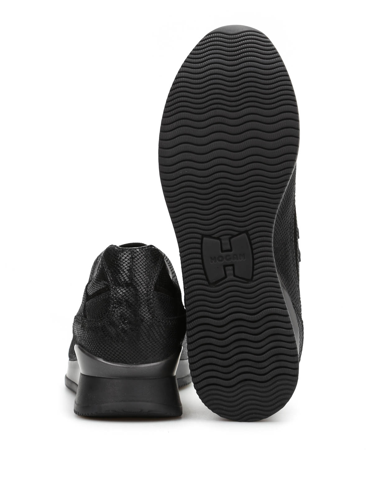 e769c171a1 Hogan - Elective sneakers - trainers - HXW1580A3217YM B999   iKRIX.com