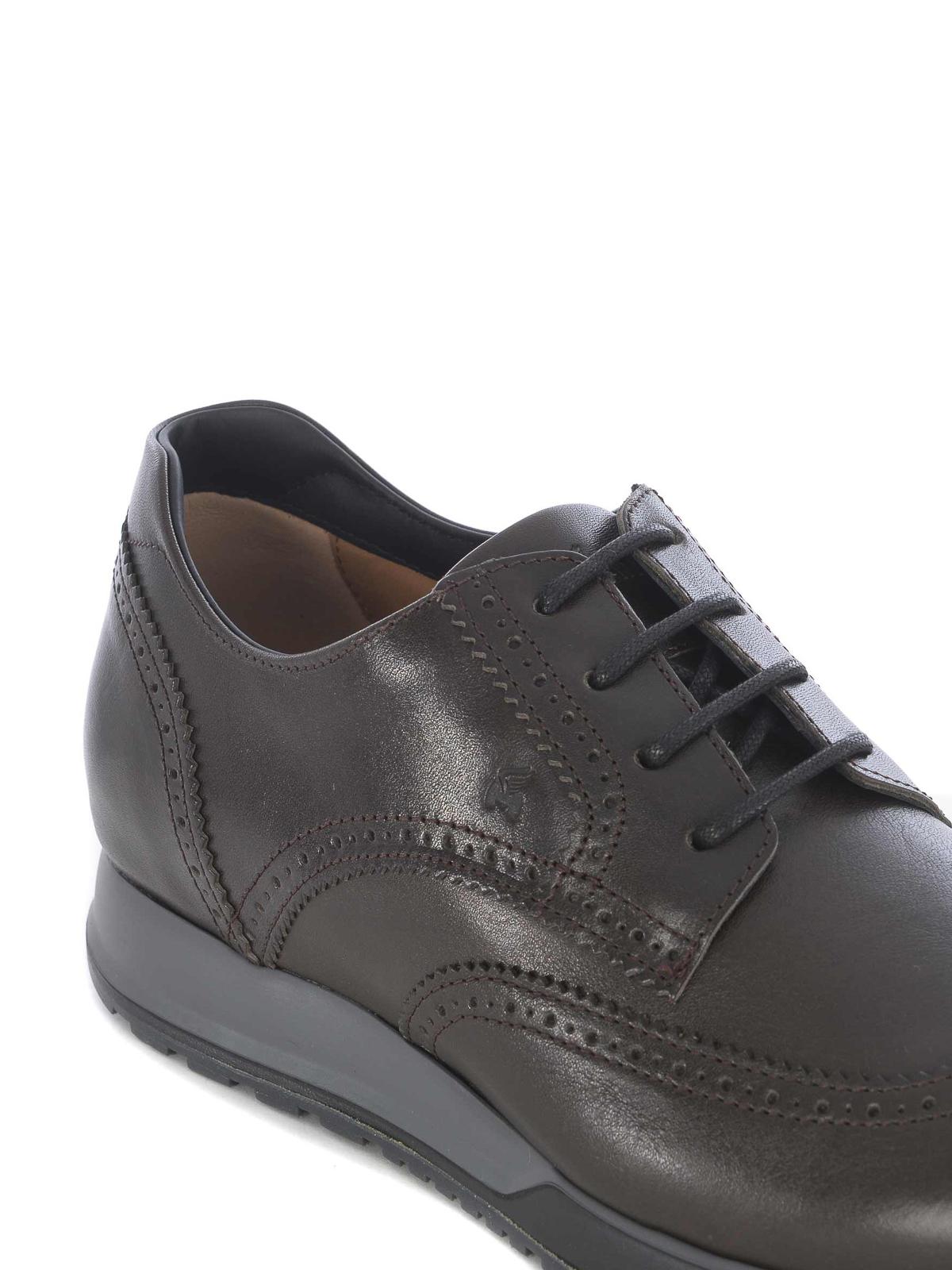 Hogan - H321 Derby brogue sneakers