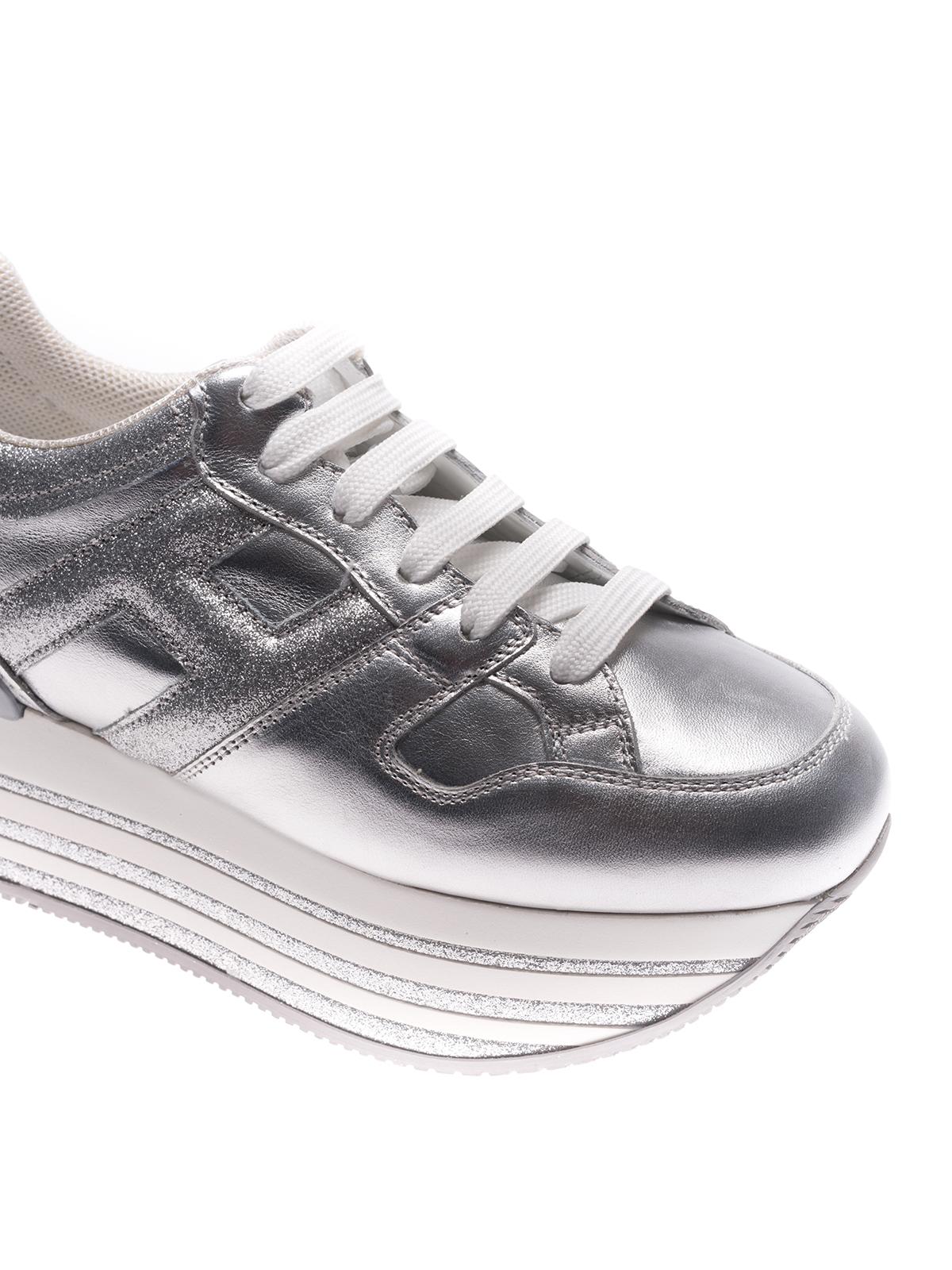 Hogan H368 Maxi Glitter Sneakers Hot vMEr9sgo5V