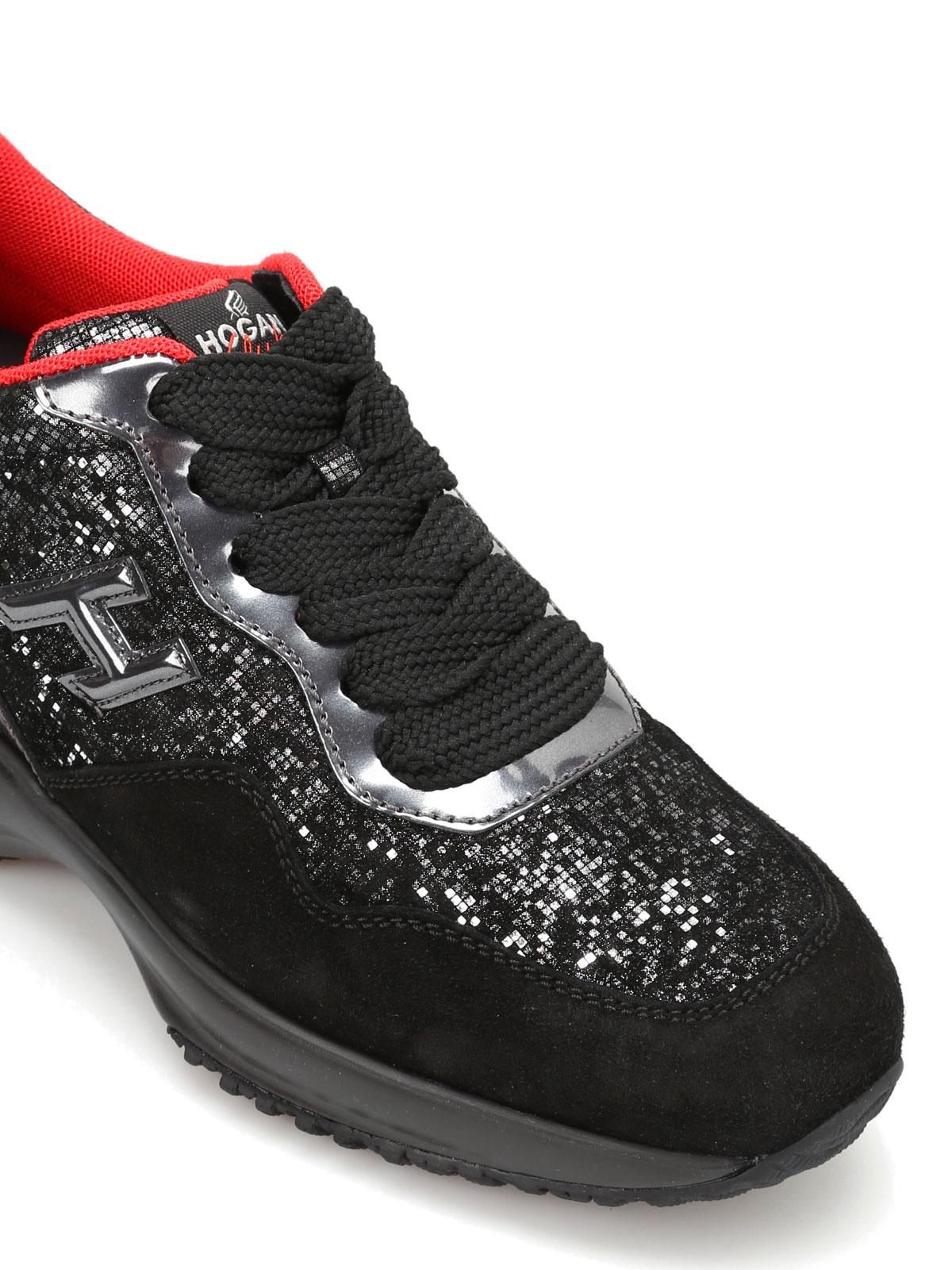 Nouveaux produits fd8c3 22fc3 Hogan - Baskets Interactive Club Pour Femme - Chaussures de ...