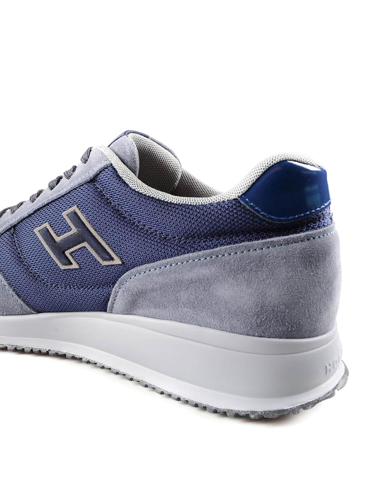 pas cher pour réduction d3e8b 8cdee Hogan - Baskets Interactive N20 Pour Homme - Chaussures de ...
