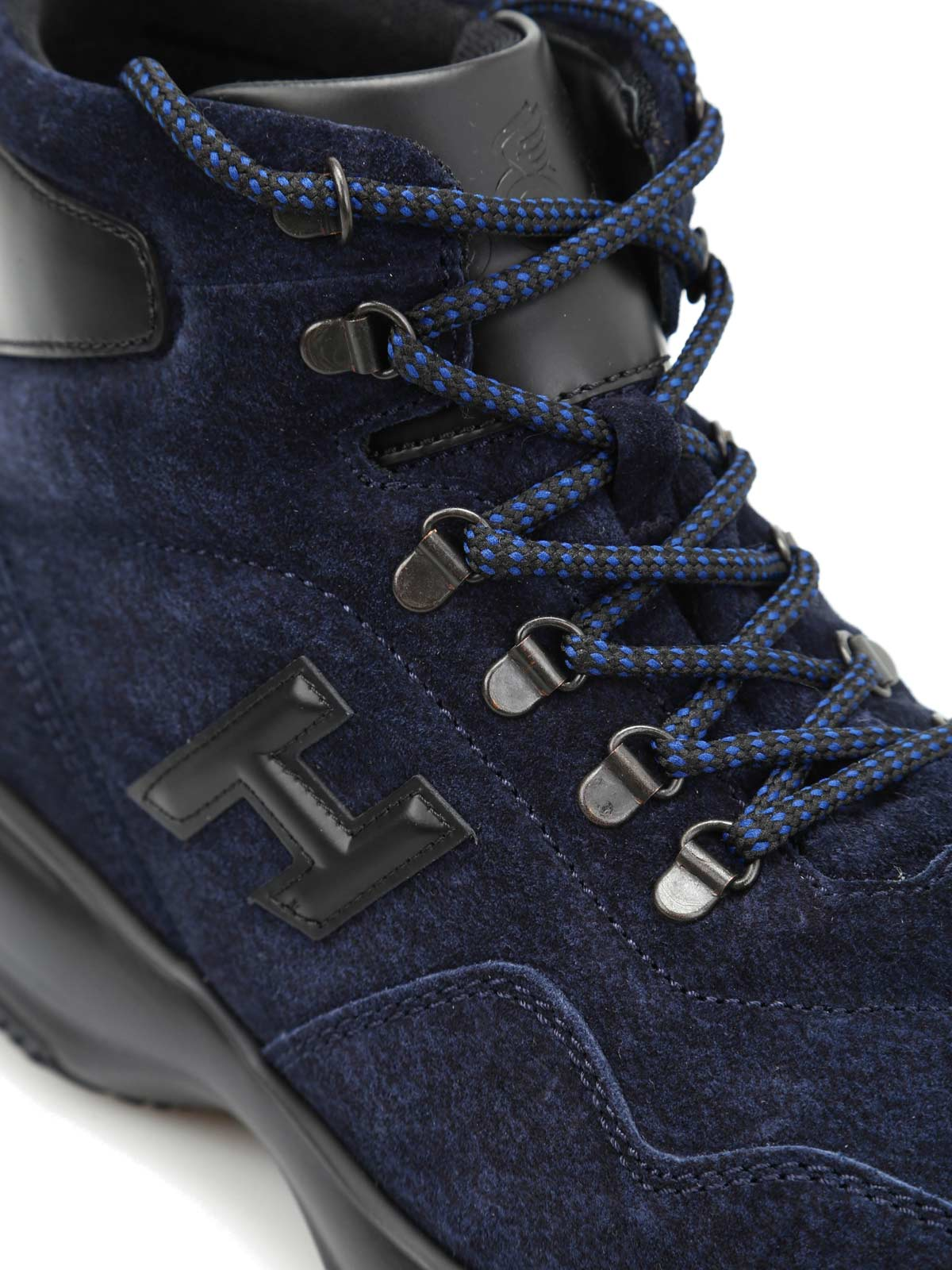 Hogan - Interactive New Hi-top sneakers - trainers ...