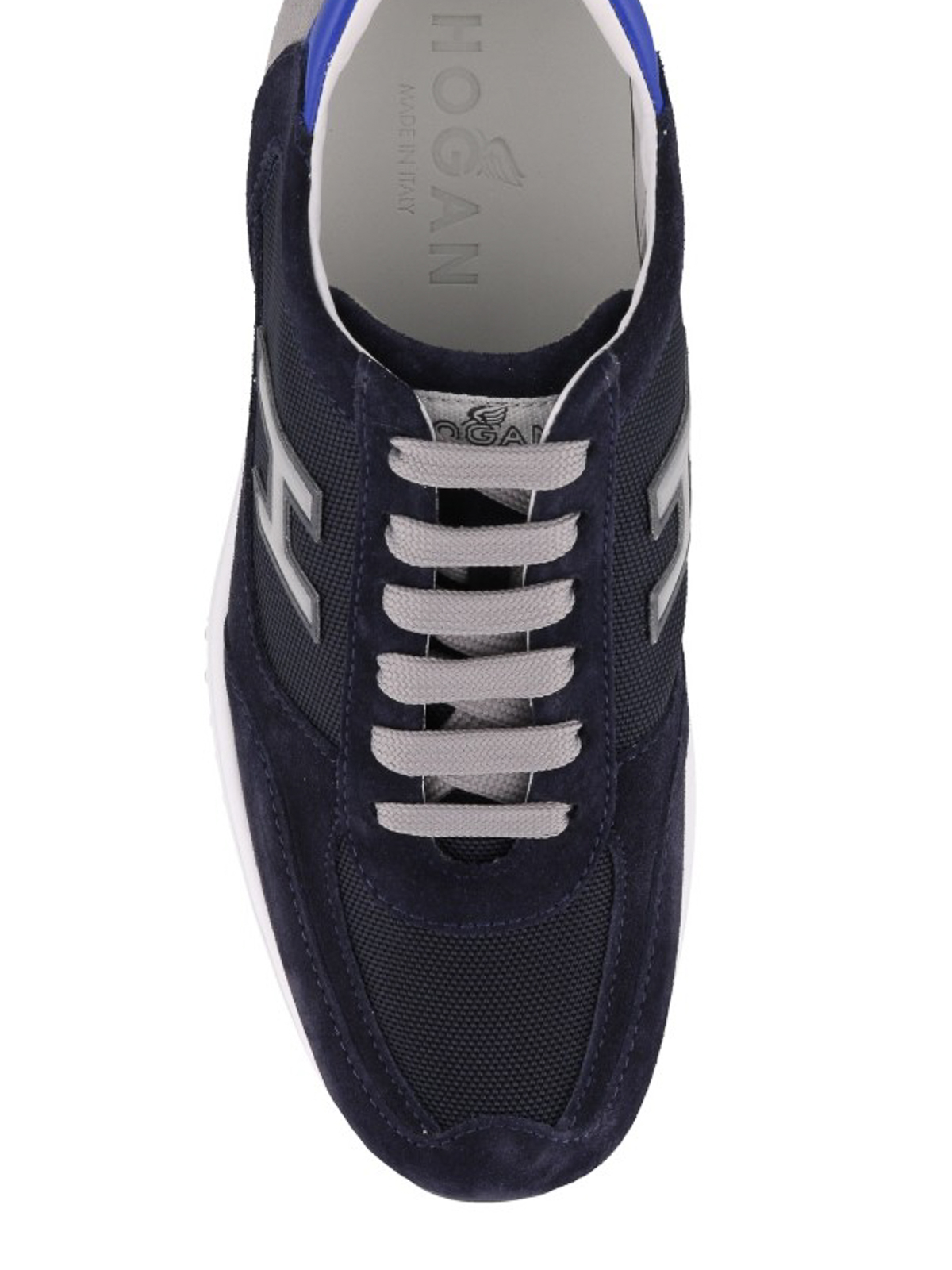 Hogan - New Interactive blue navy sneakers - trainers ...