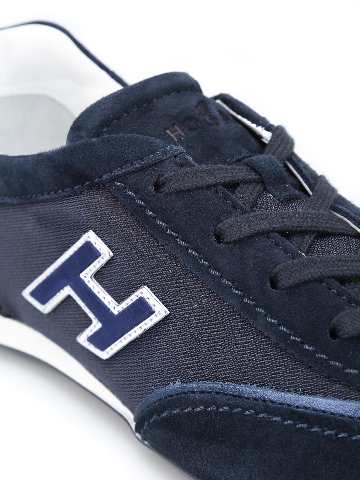 Trainers Hogan - Olympia blue sneakers - HXW05201684FP60KLA ...