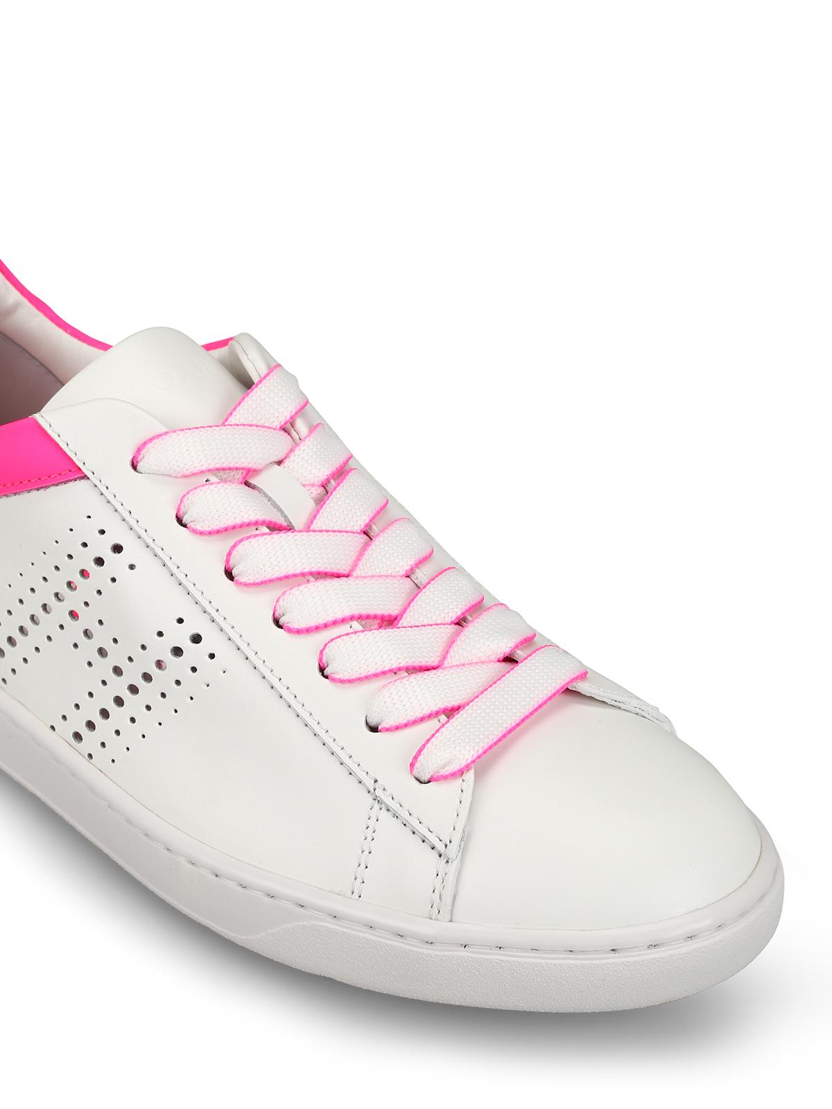 Hogan - R327 fluo detailed sneakers - trainers - GYW3270K360L6N3704