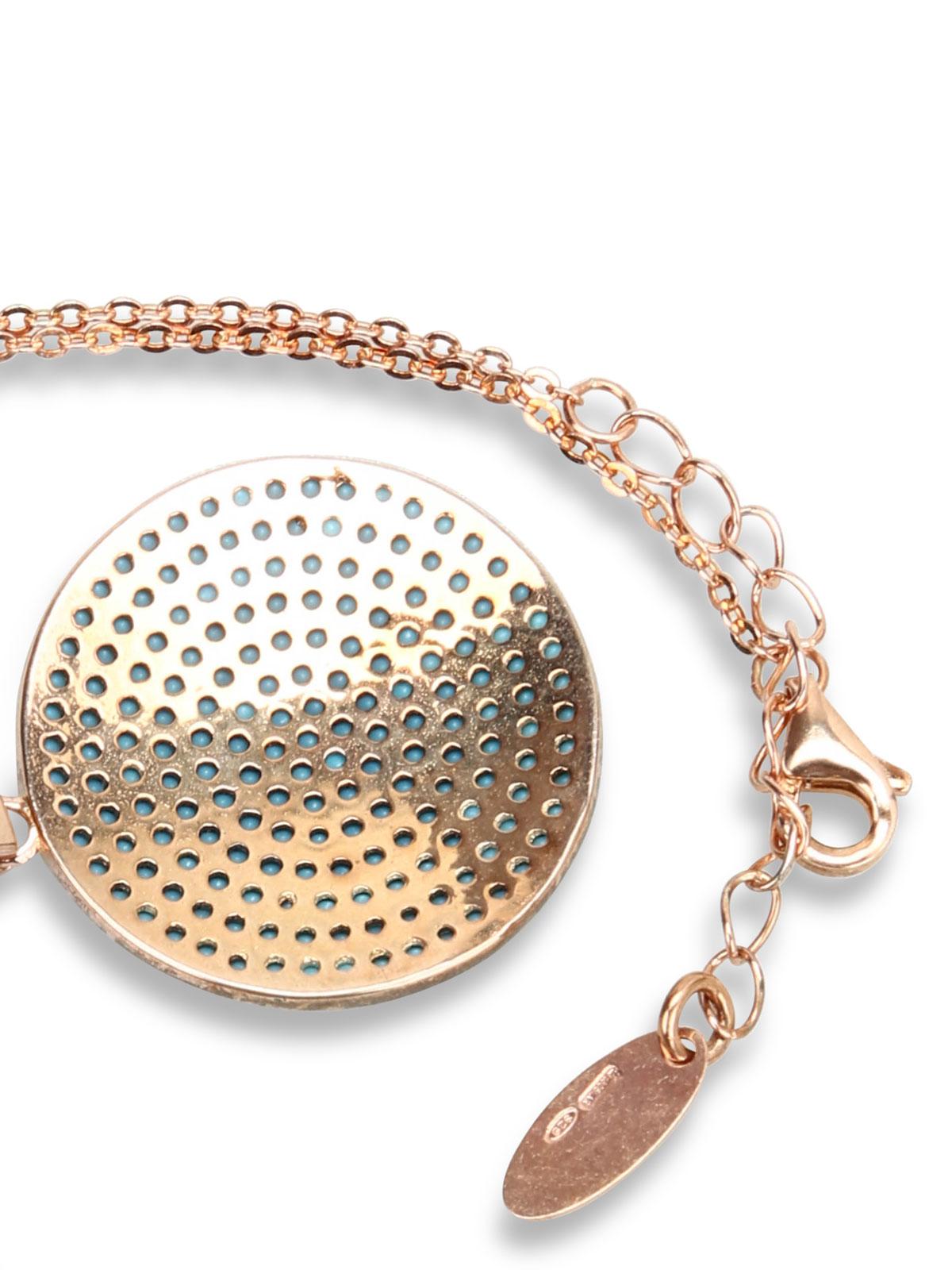 Halskette/Halsband - Hellblau von Ippocampo - Halsketten und ...