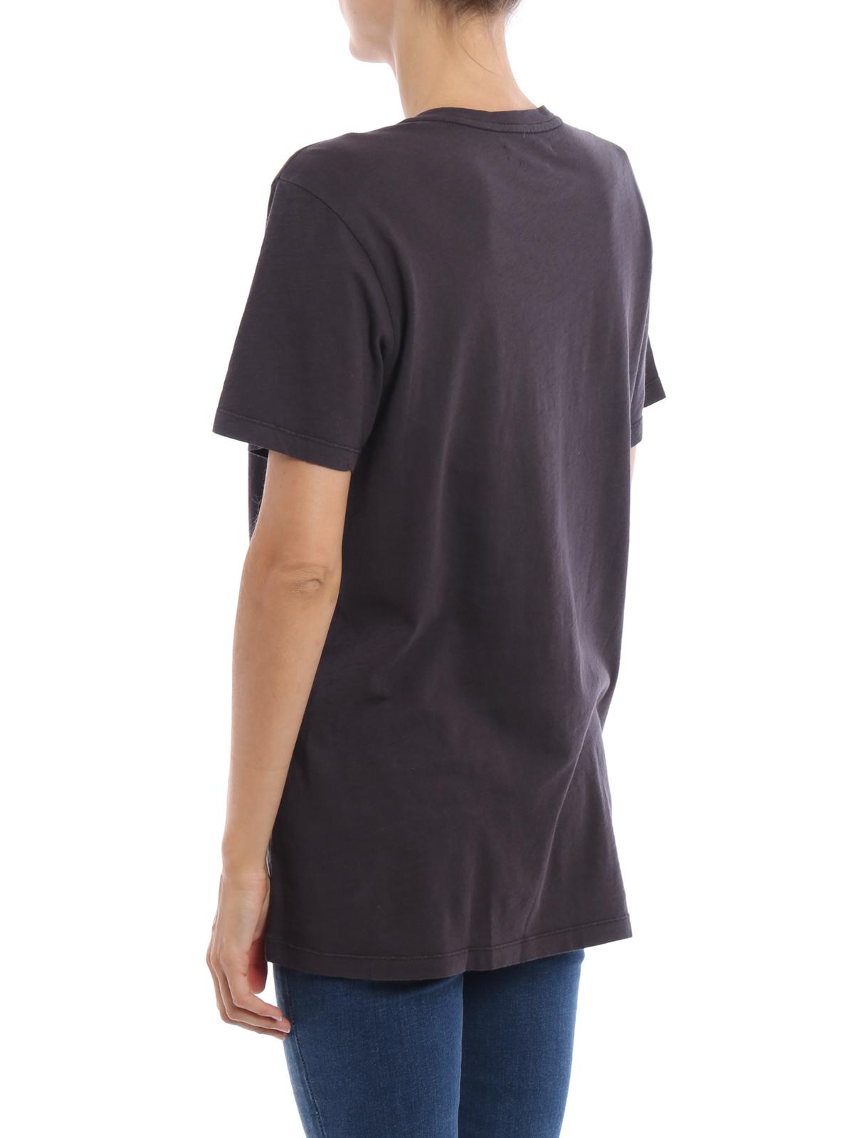 e159fd7e iKRIX Isabel Marant Etoile: t-shirts - Dewel print T-shirt