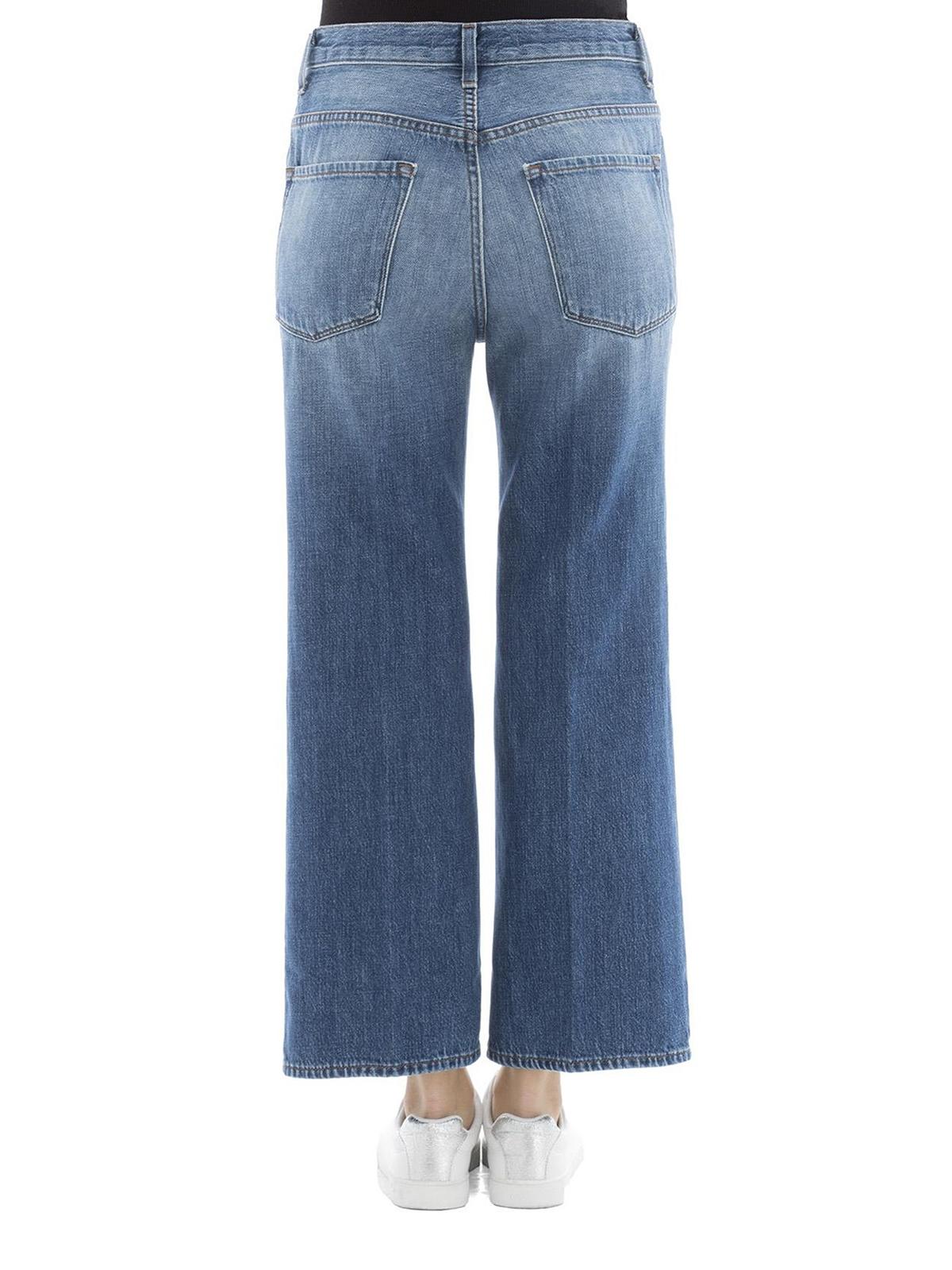 Brand J Zampa Alta A Jb001112j42804 Svasati Jeans Vita uPkiOXZT