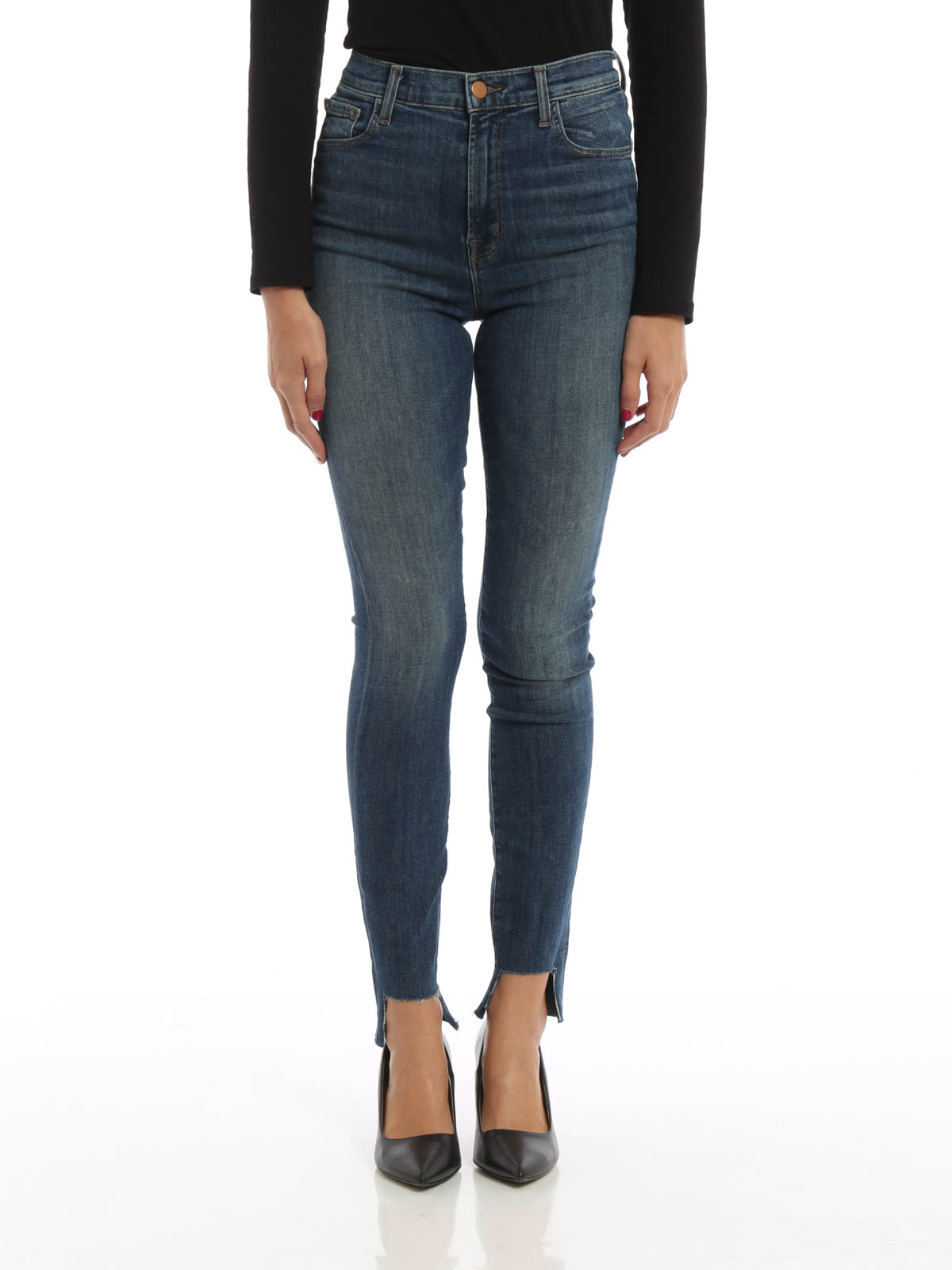 High rise jeans brands