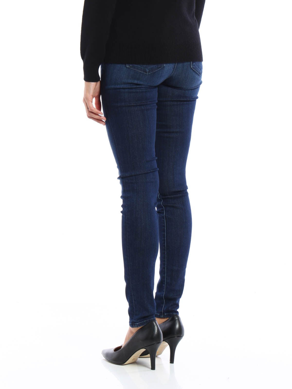 c9e7c5d8b8ab J Brand - Super Skinny Mid-Rise jeans - skinny jeans - 620O208 FIX