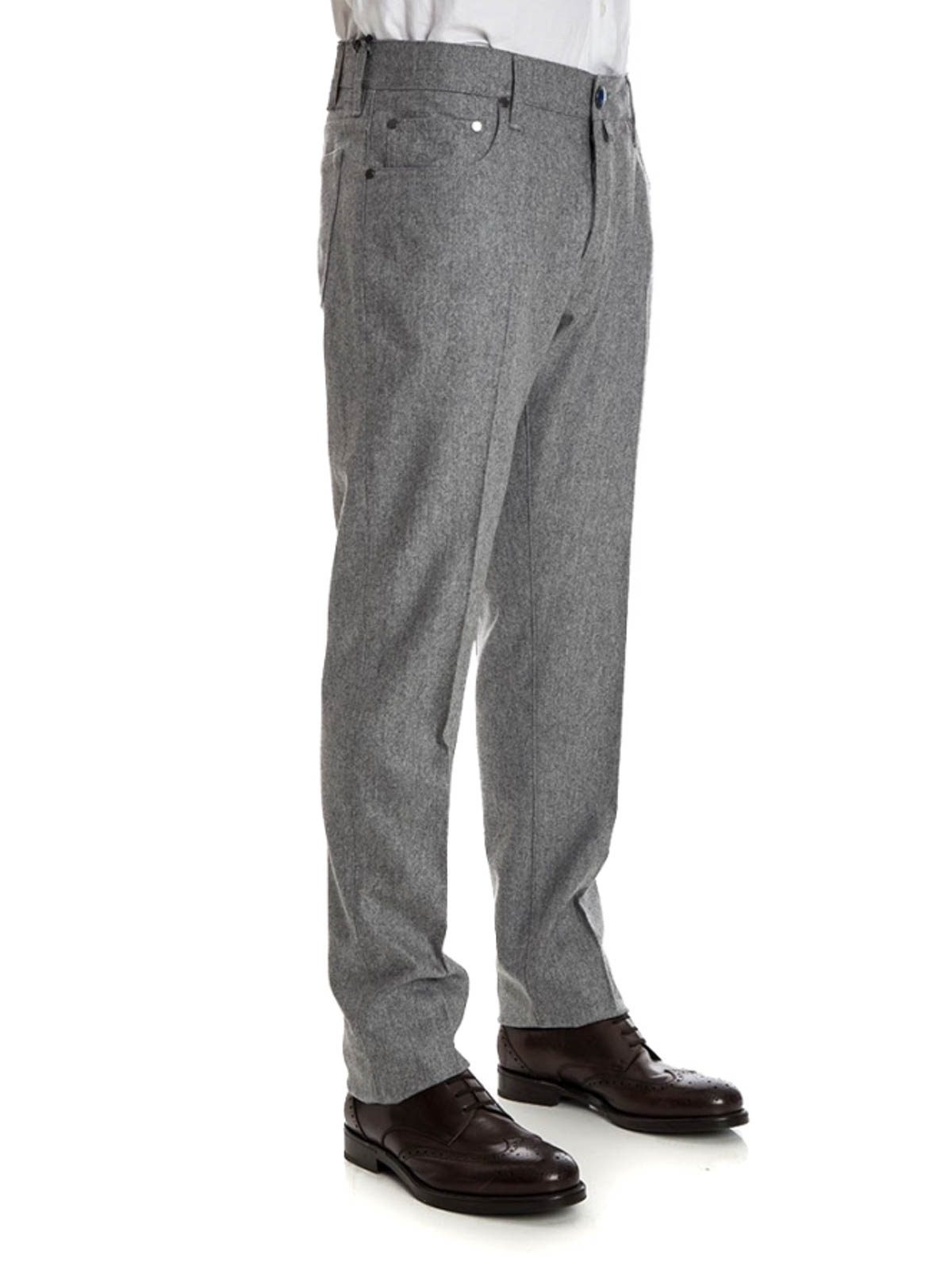 TROUSERS - Casual trousers Jacob Cohen CI4FpwB5