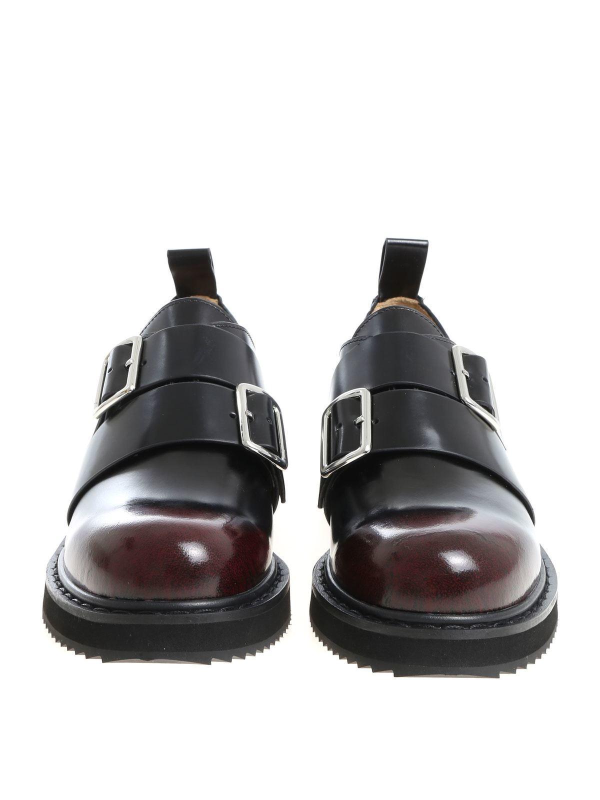Jil Sander Navy - Black shoes with