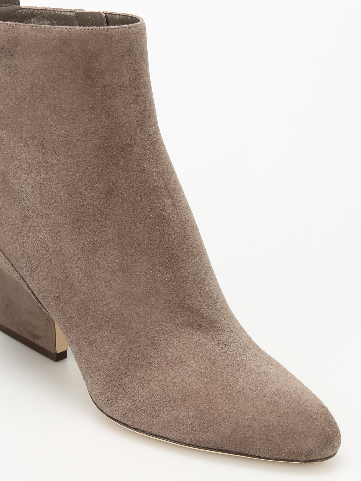 Jimmy Choo - Autumn 65 suede ankle