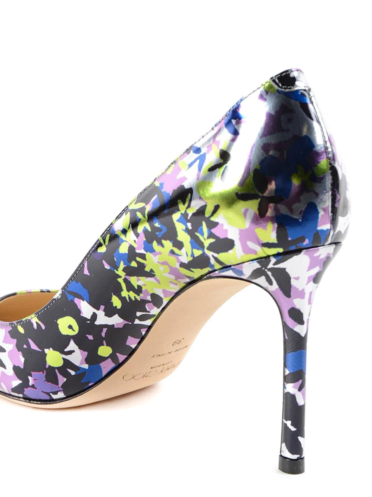 Salón Jimmy Zapato Verde 85 Choo De Zapatos Xcp Romy xoWCBQrde
