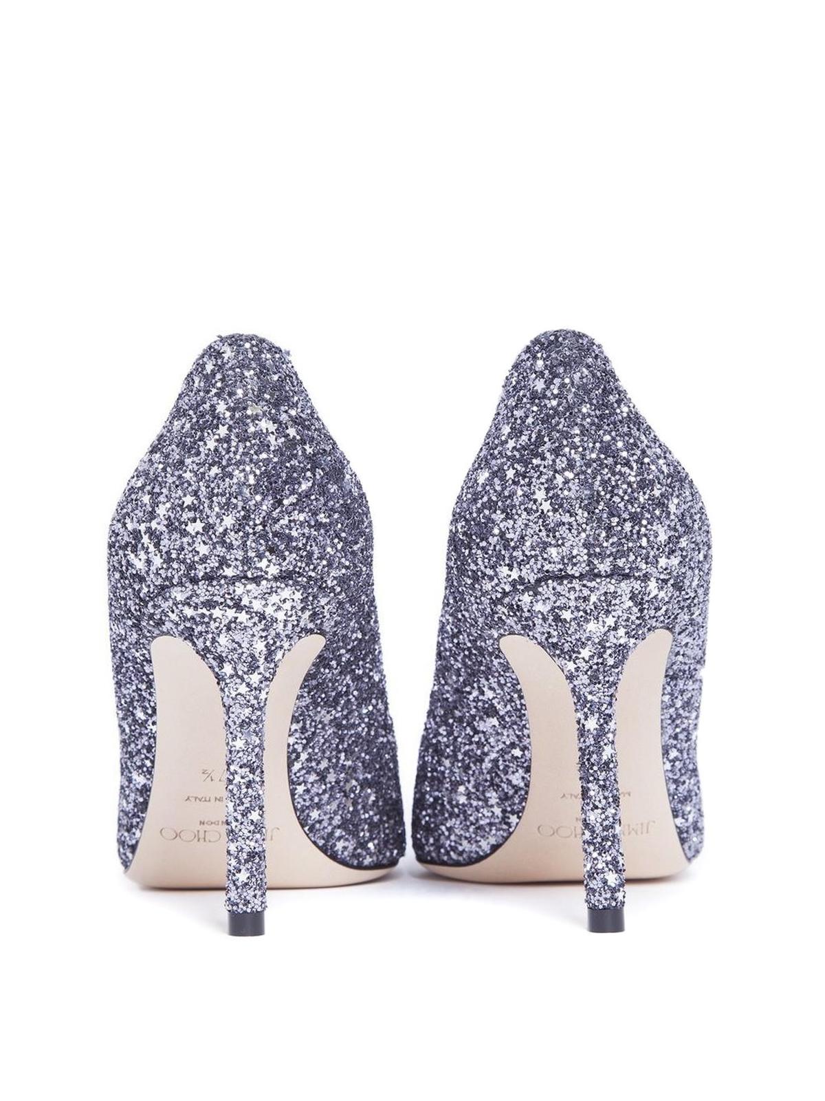 0a08c917dd24 iKRIX JIMMY CHOO  court shoes - Romy 85 glitter and stars pumps