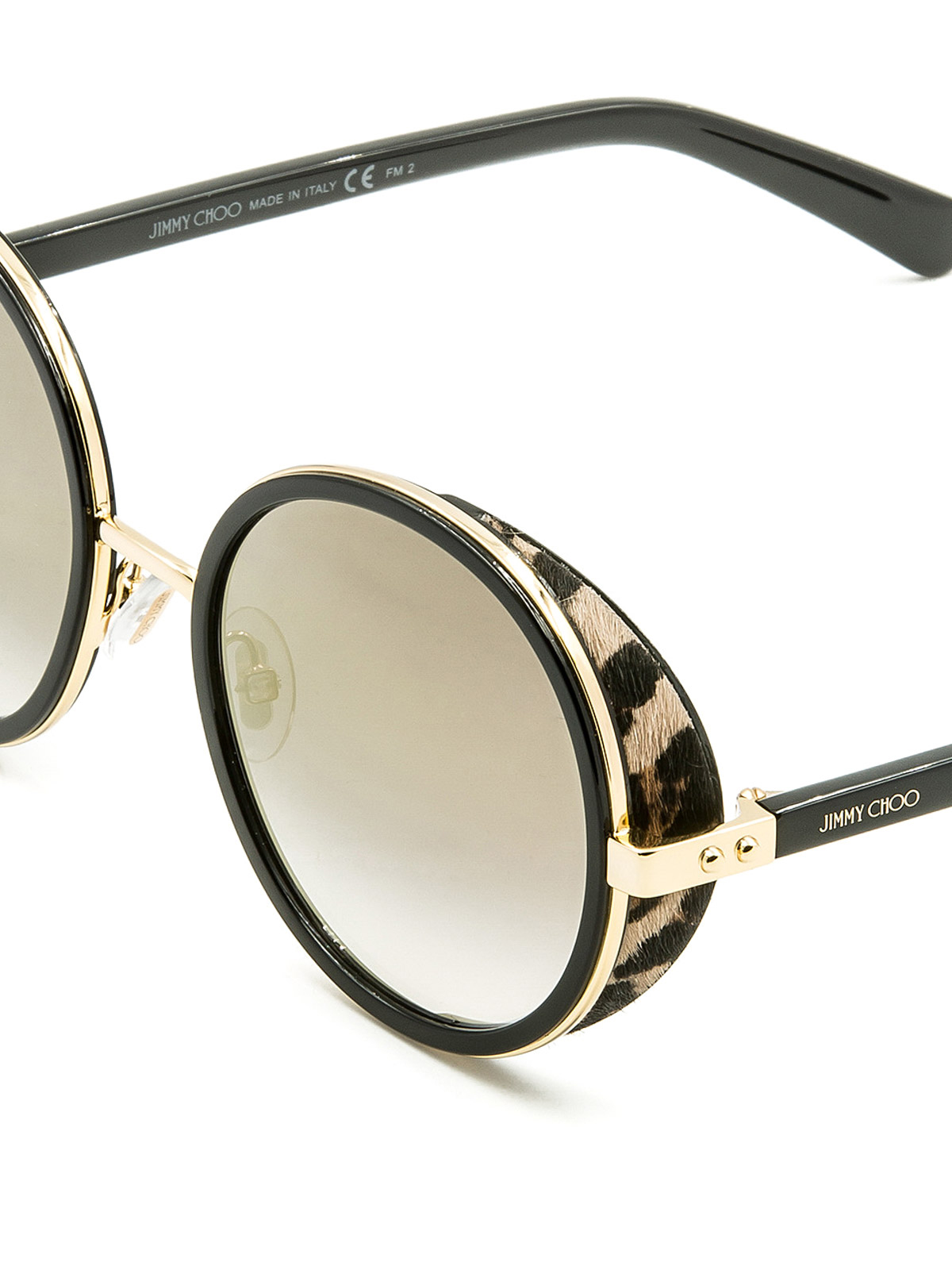 16ef50c93ef9 Jimmy Choo - Andie round frame sunglasses - sunglasses - ANDIENS0NQFQ