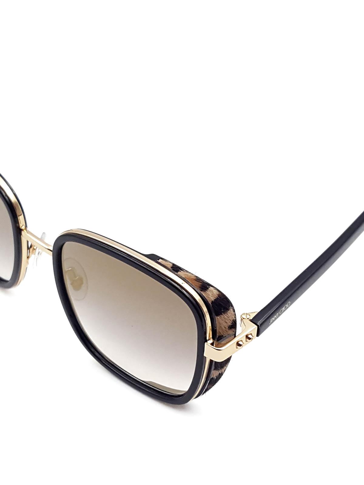 e0543f1ea2a Jimmy Choo - Elva sunglasses - sunglasses - ELVAFP3