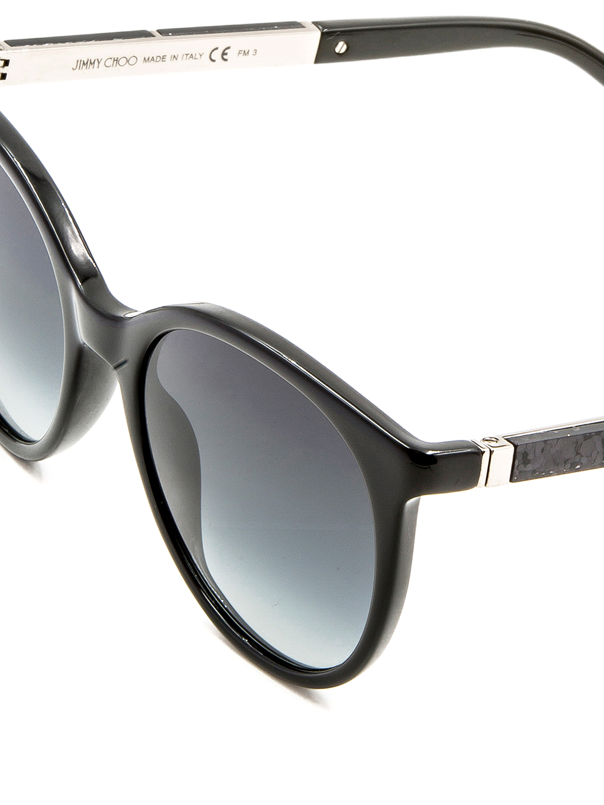 7071adaab678 iKRIX JIMMY CHOO  sunglasses - Erie sunglasses with plexi glitter