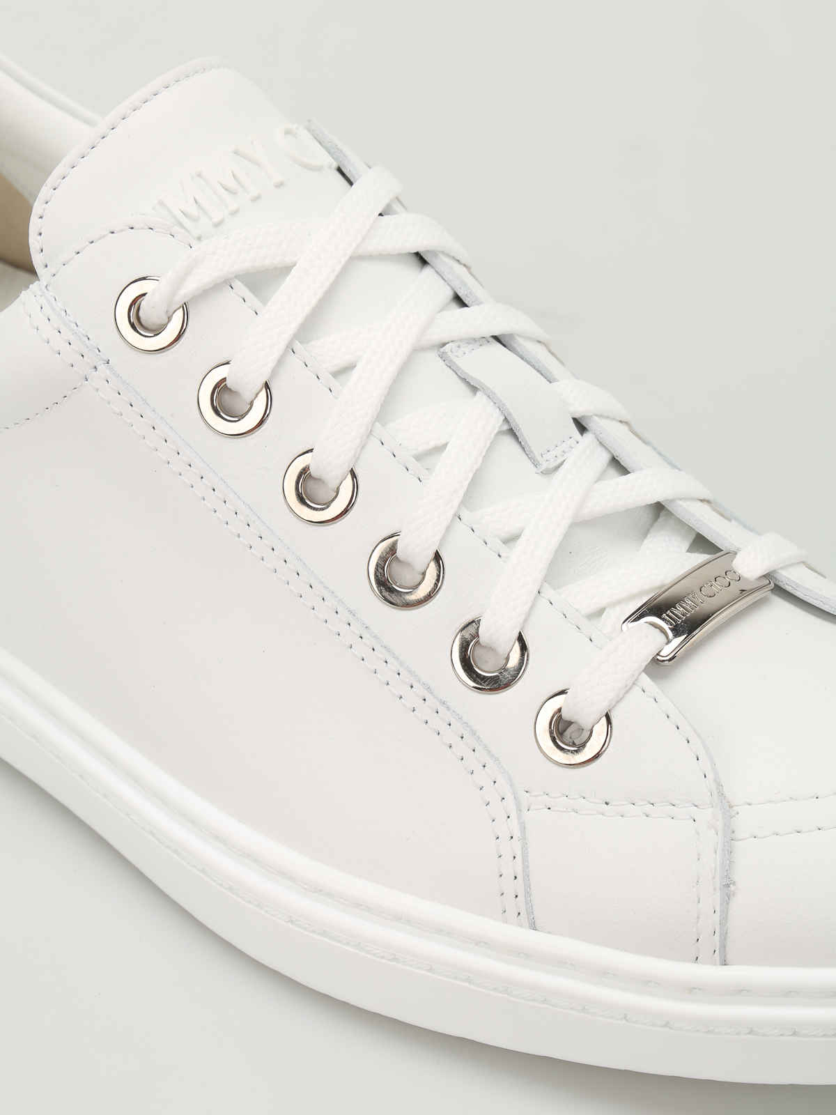 Jimmy Choo - Cash low top leather