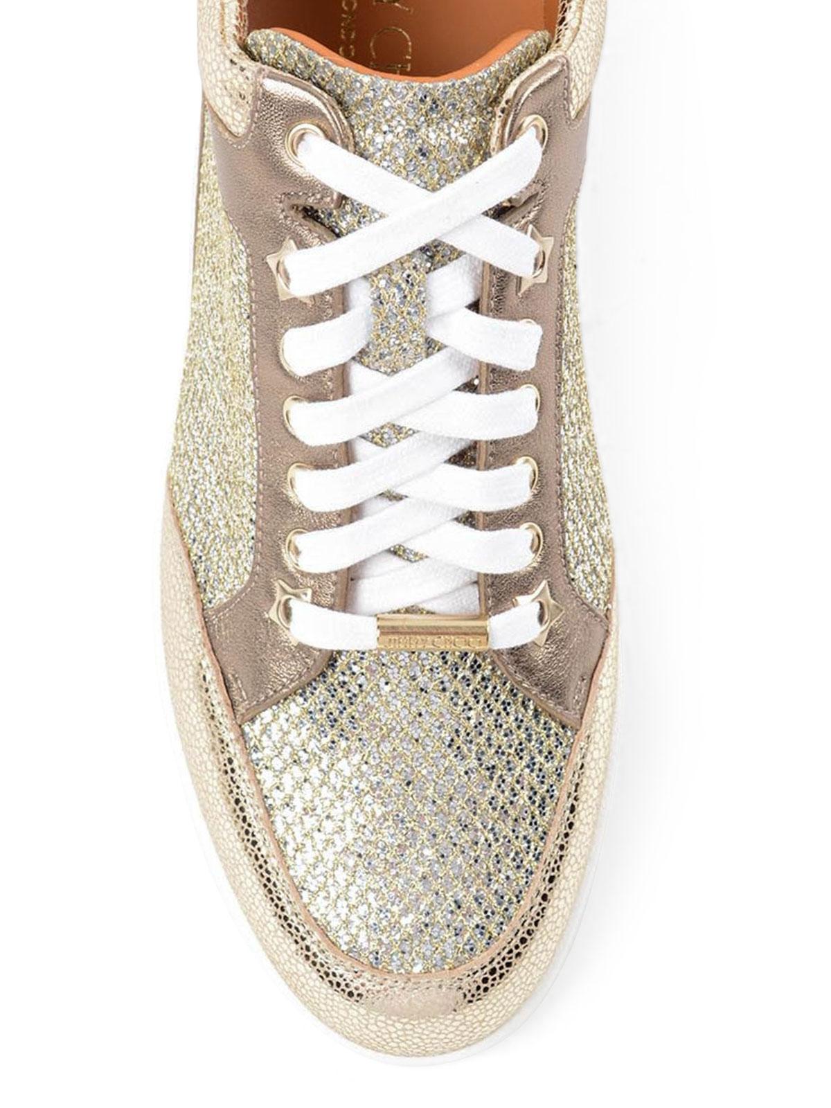 Jimmy Choo - Miami sneakers - trainers
