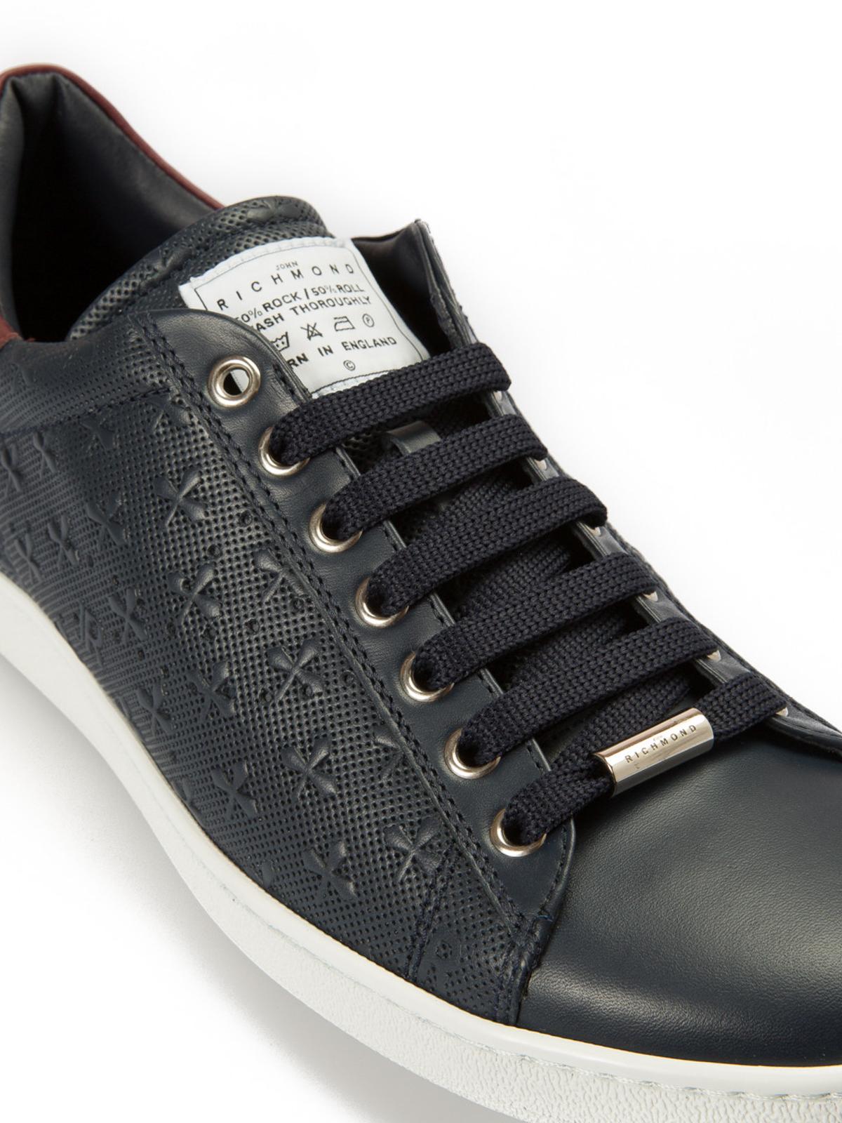 john richmond women's sneakers