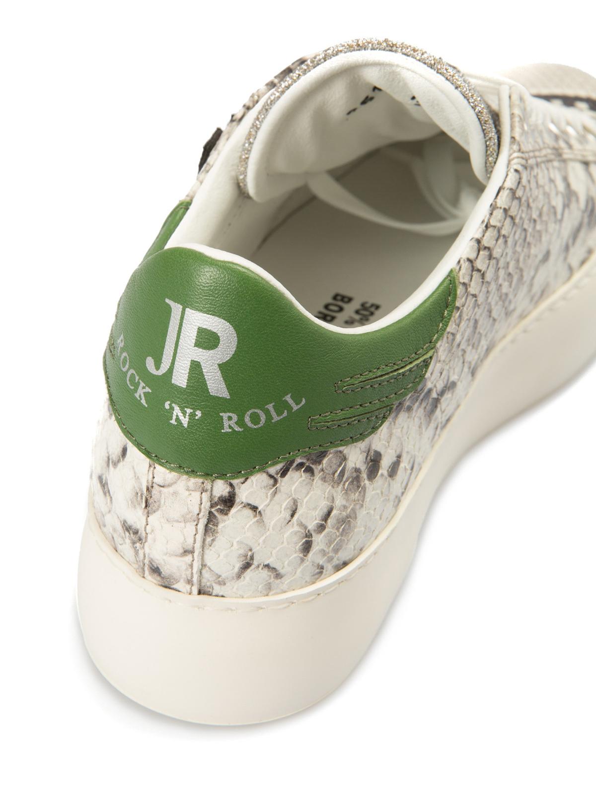 Baskets De John Femme Rock'n'roll Chaussures Richmond Sport Pour 3j5AL4qR