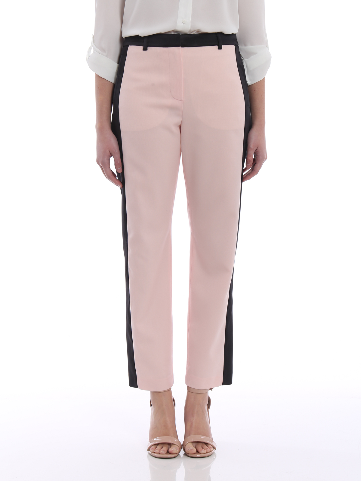 TROUSERS - Casual trousers Satine ICObPTTG