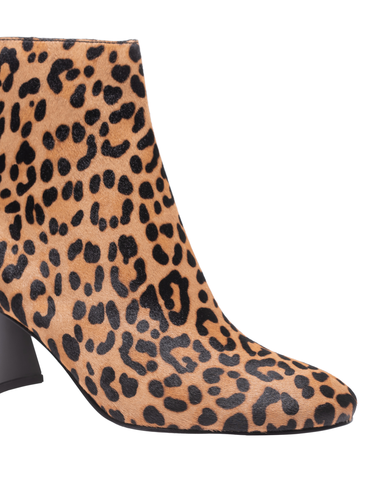 f9b482c64d96 iKRIX Kendall + Kylie: ankle boots - Hadlee pony hair leopard print ankle  boots
