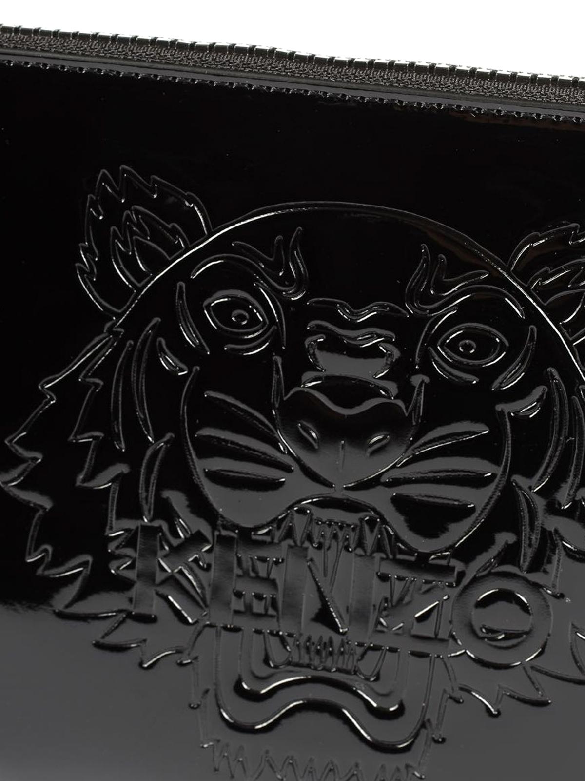 282ad034 Kenzo - A5 Tiger flat clutch - clutches - 2PM611F0499 | iKRIX.com