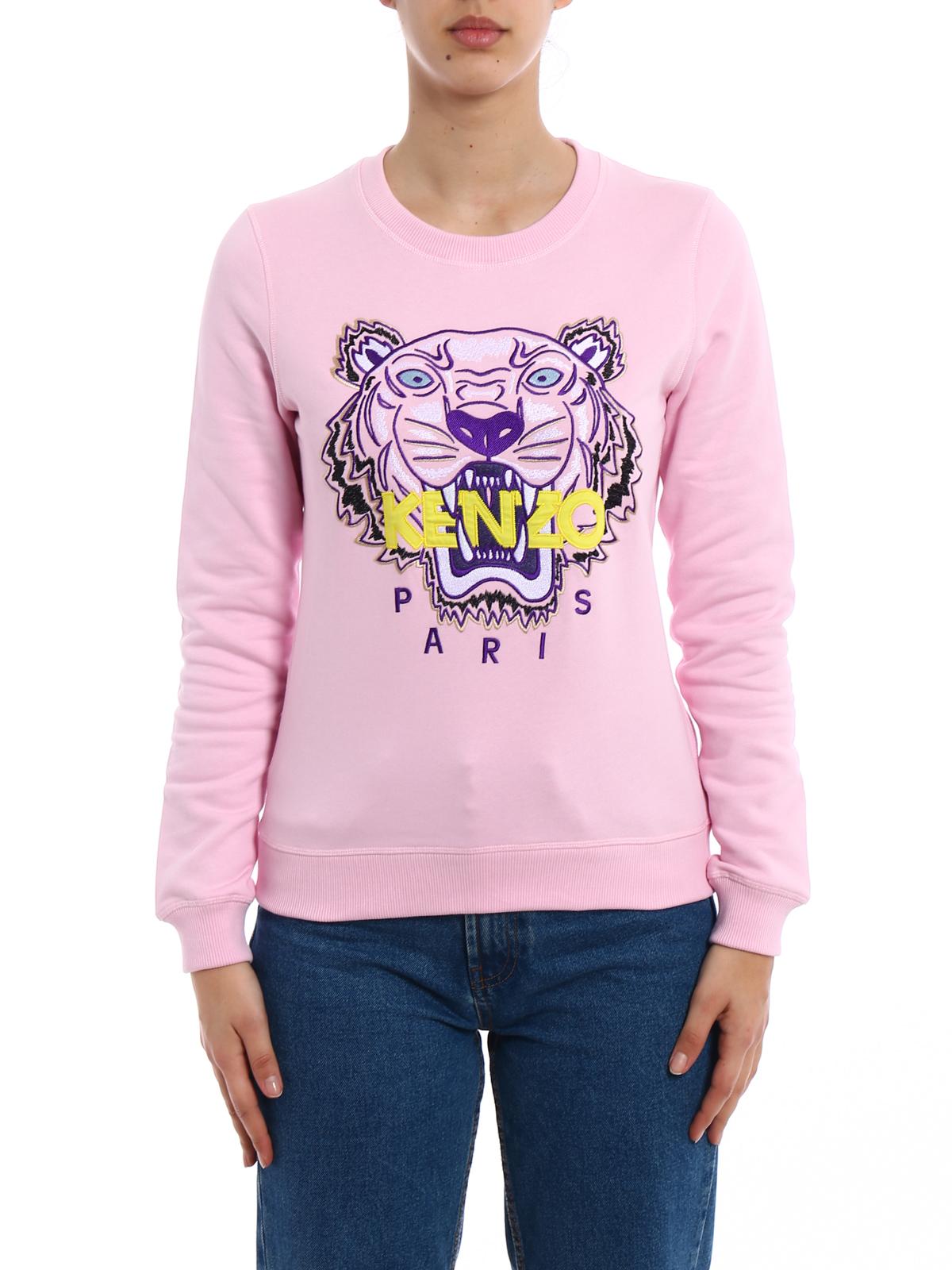 magliette kenzo uomo rosa