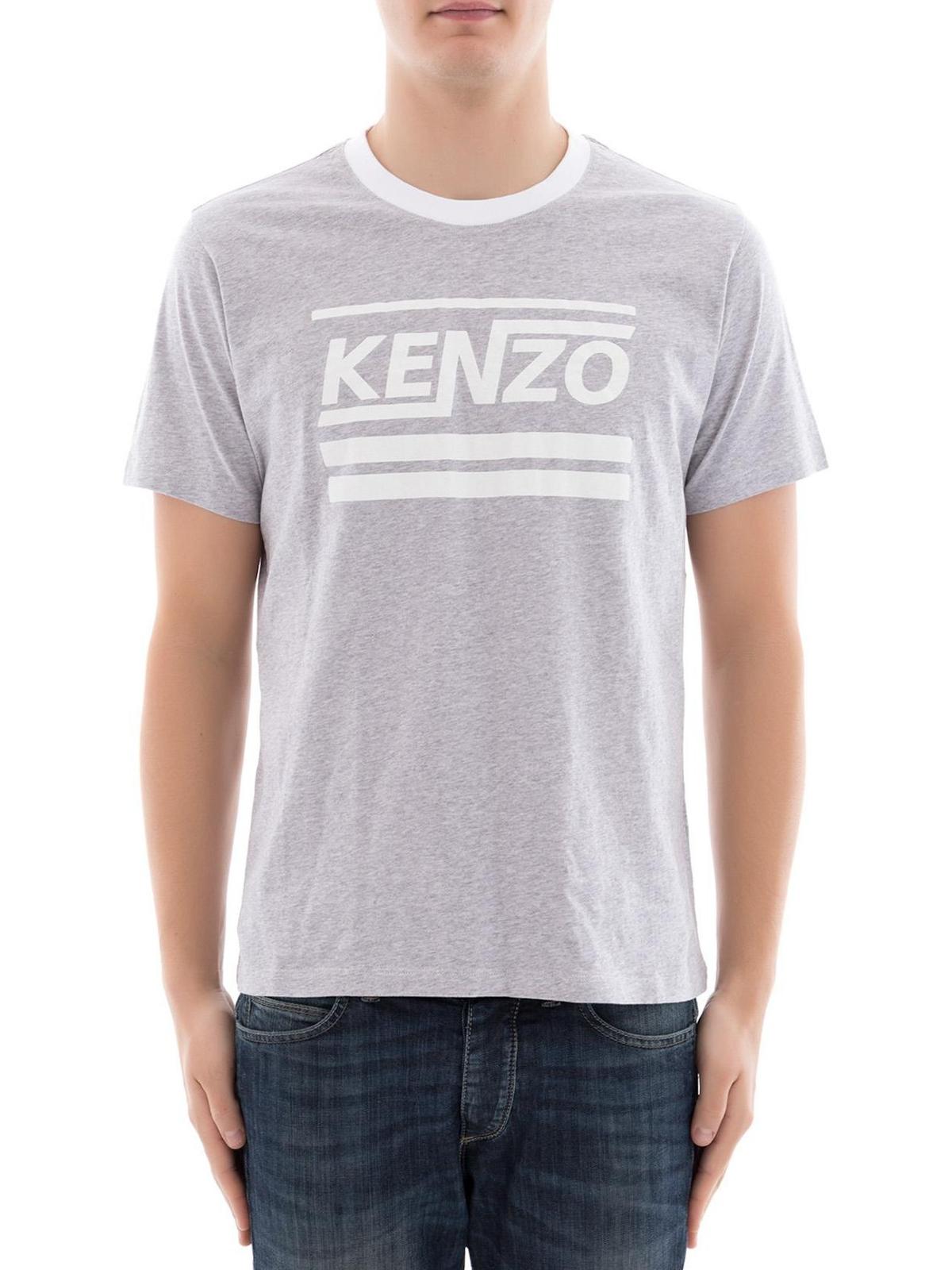 c800e5e5 Kenzo - Hyper Kenzo print cotton T-shirt - t-shirts - F855TS0184SA94L