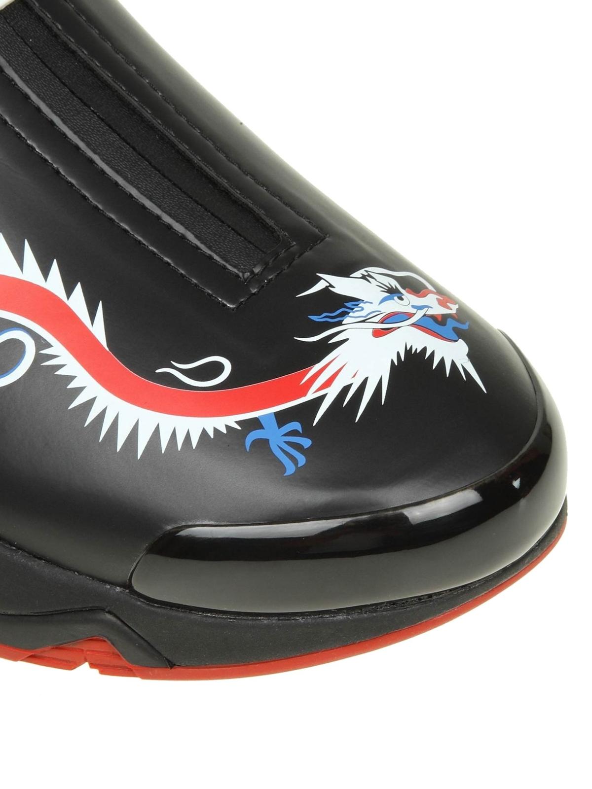 Kenzo Baskets Sonic 'Dragon' Chaussures de sport