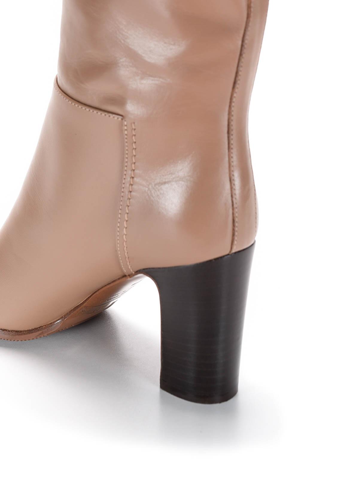fe66d8823 L' Autre Chose - Knee length leather boots - boots - LDB301 | iKRIX.com