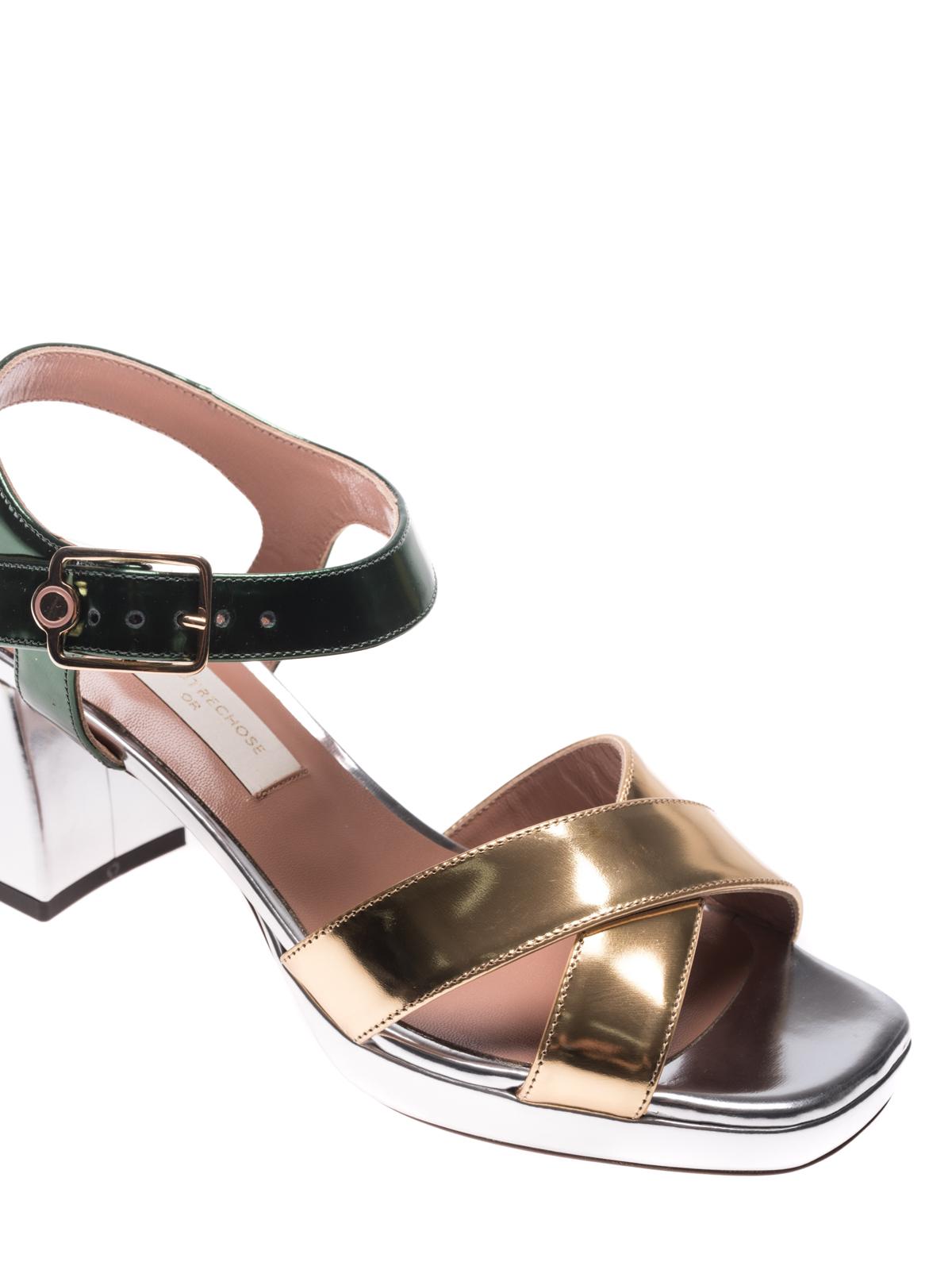L Autre Chose Mirrored sandals Outlet Finishline 2Iyc6q