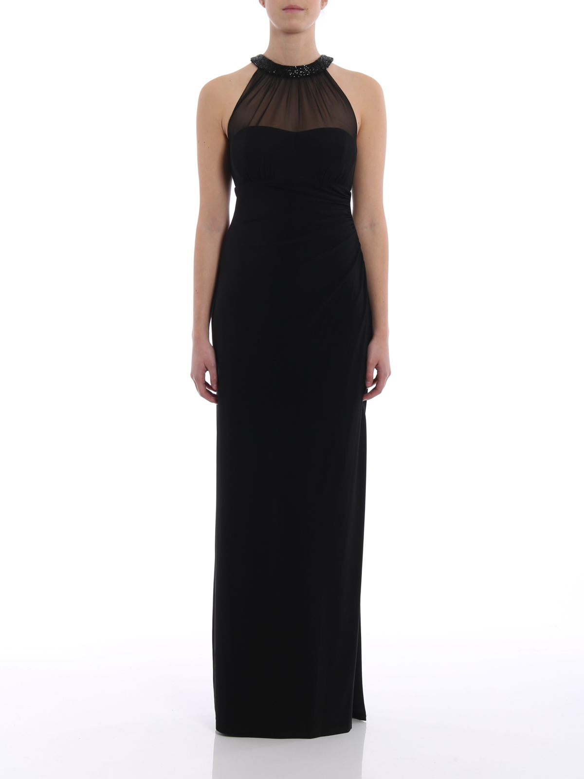 Ikrix Lauren Ralph Evening Dresses Azusa Jersey Dress