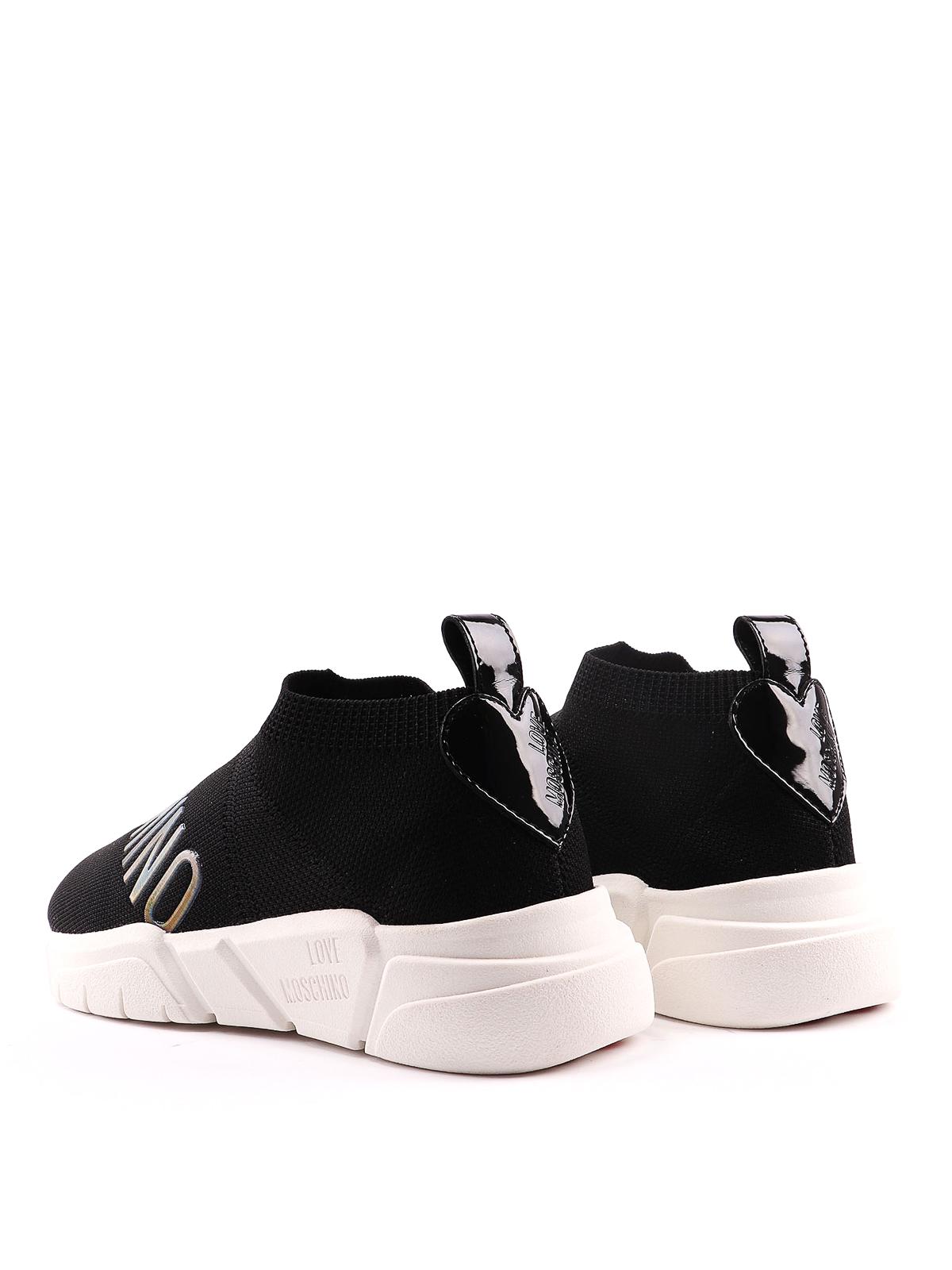 sock sneakers - trainers - JA15343IW0NERO