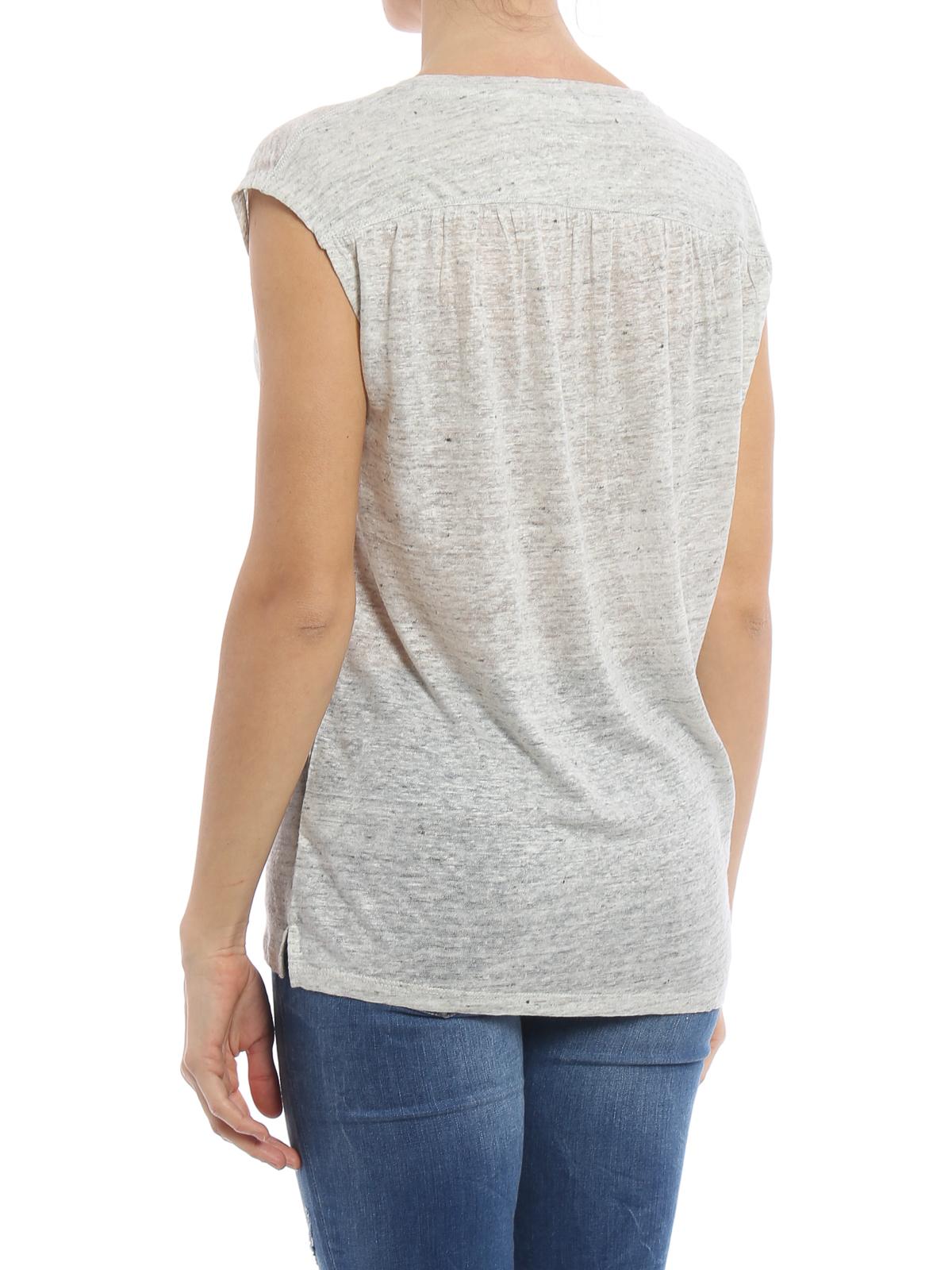 CAMISETAS Y TOPS - Camisetas Majestic Filatures 35fvlNlmp