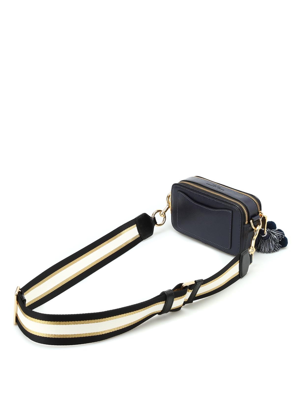 5a279447380f iKRIX MARC JACOBS  cross body bags - Small Damask Snapshot camera bag