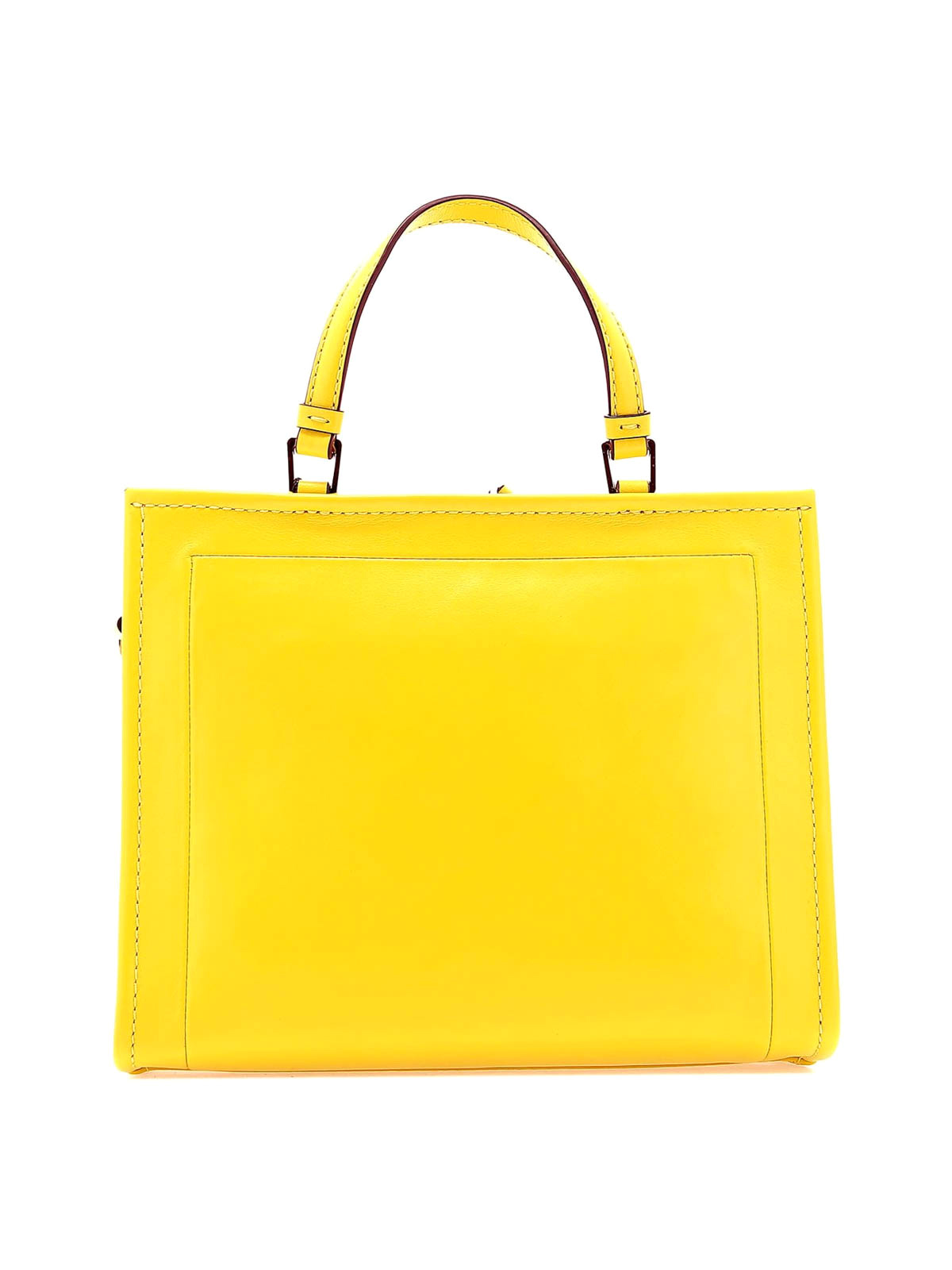 c12d58a06 Marc Jacobs - The Box 29 yellow leather tote - totes bags - M0014496757