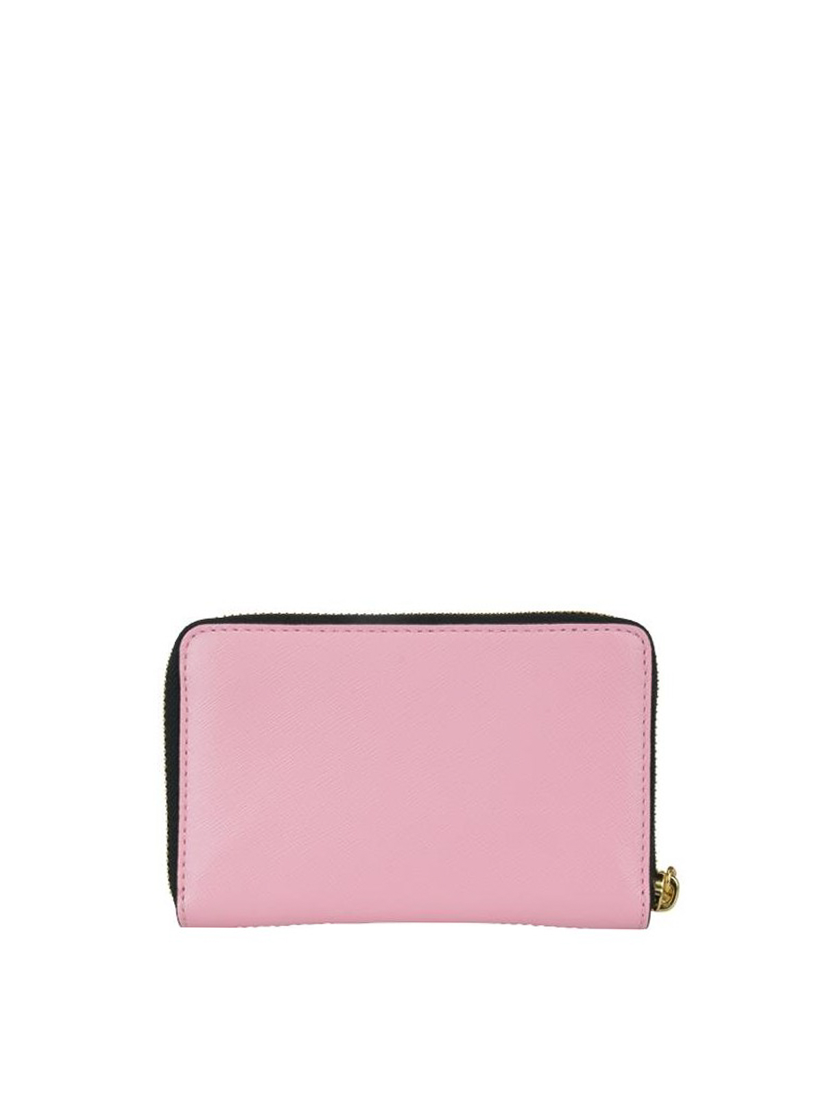 09b025414a iKRIX MARC JACOBS: wallets & purses - Snapshot black and pink wallet