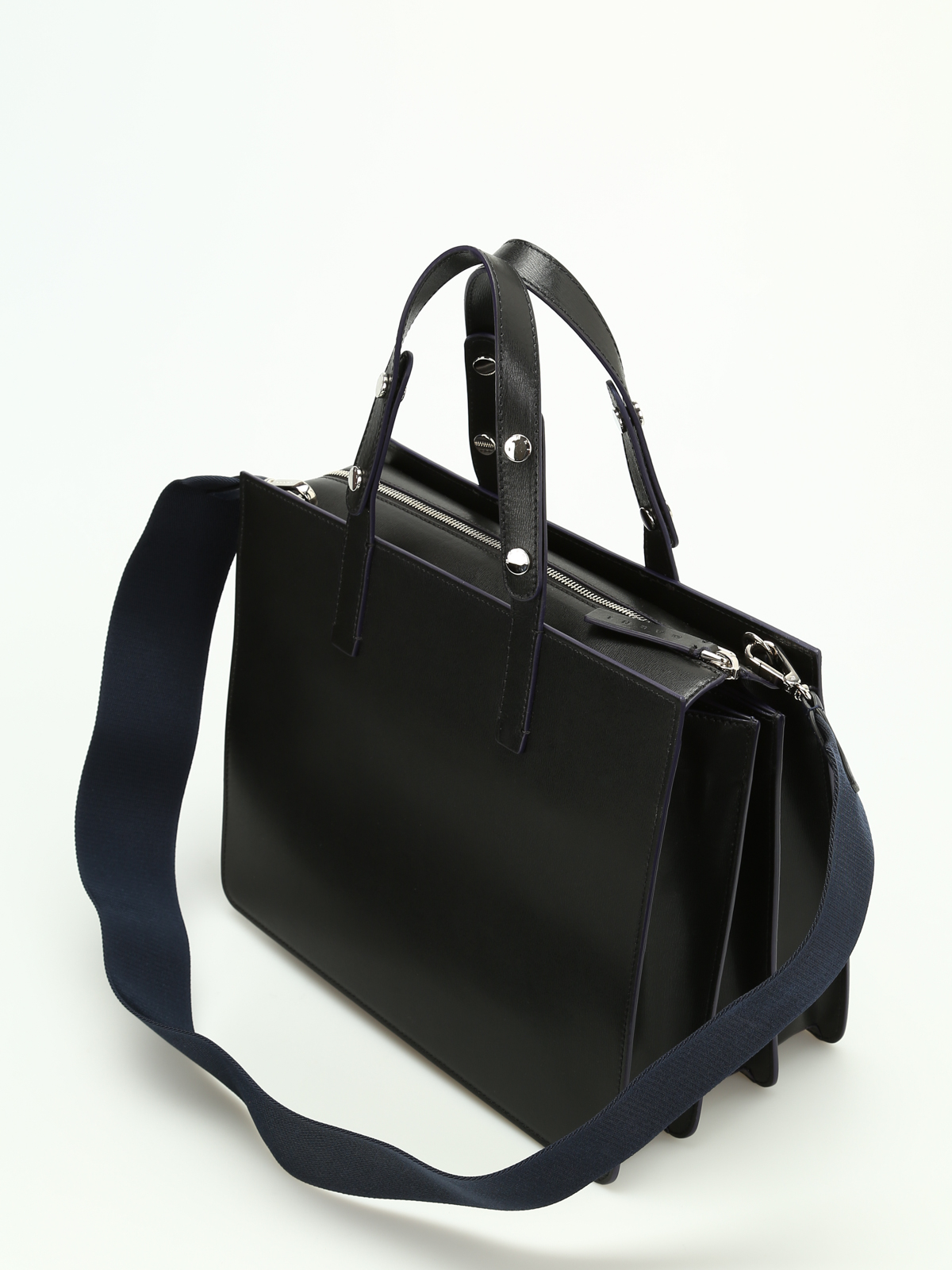 Trunk tote bag - Black Marni Hurry Up Best Prices mbd08WE
