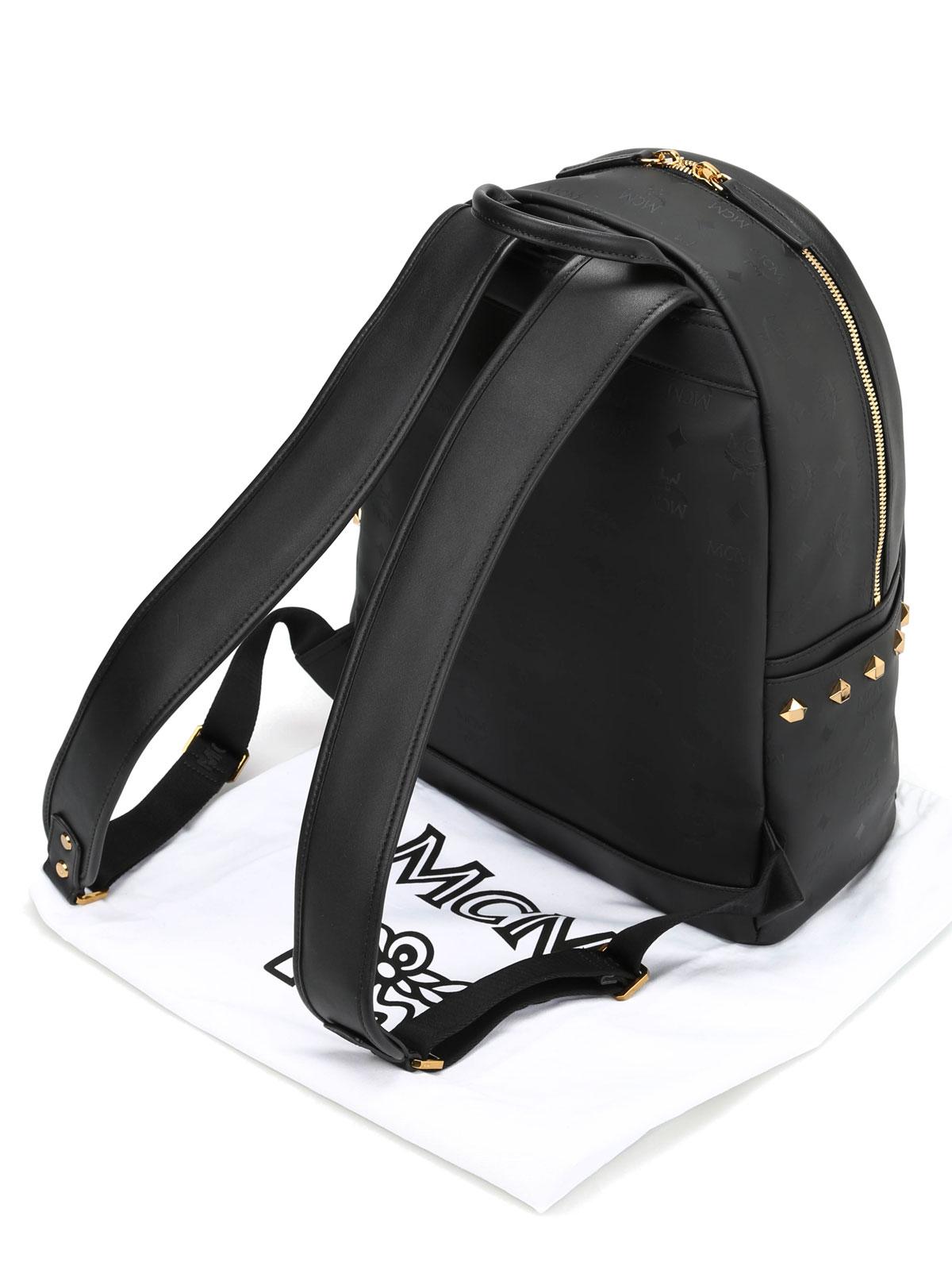 492793f9ad3fd Mcm - Medium Stark Odeon backpack - backpacks - MMK6SVH43 BK001