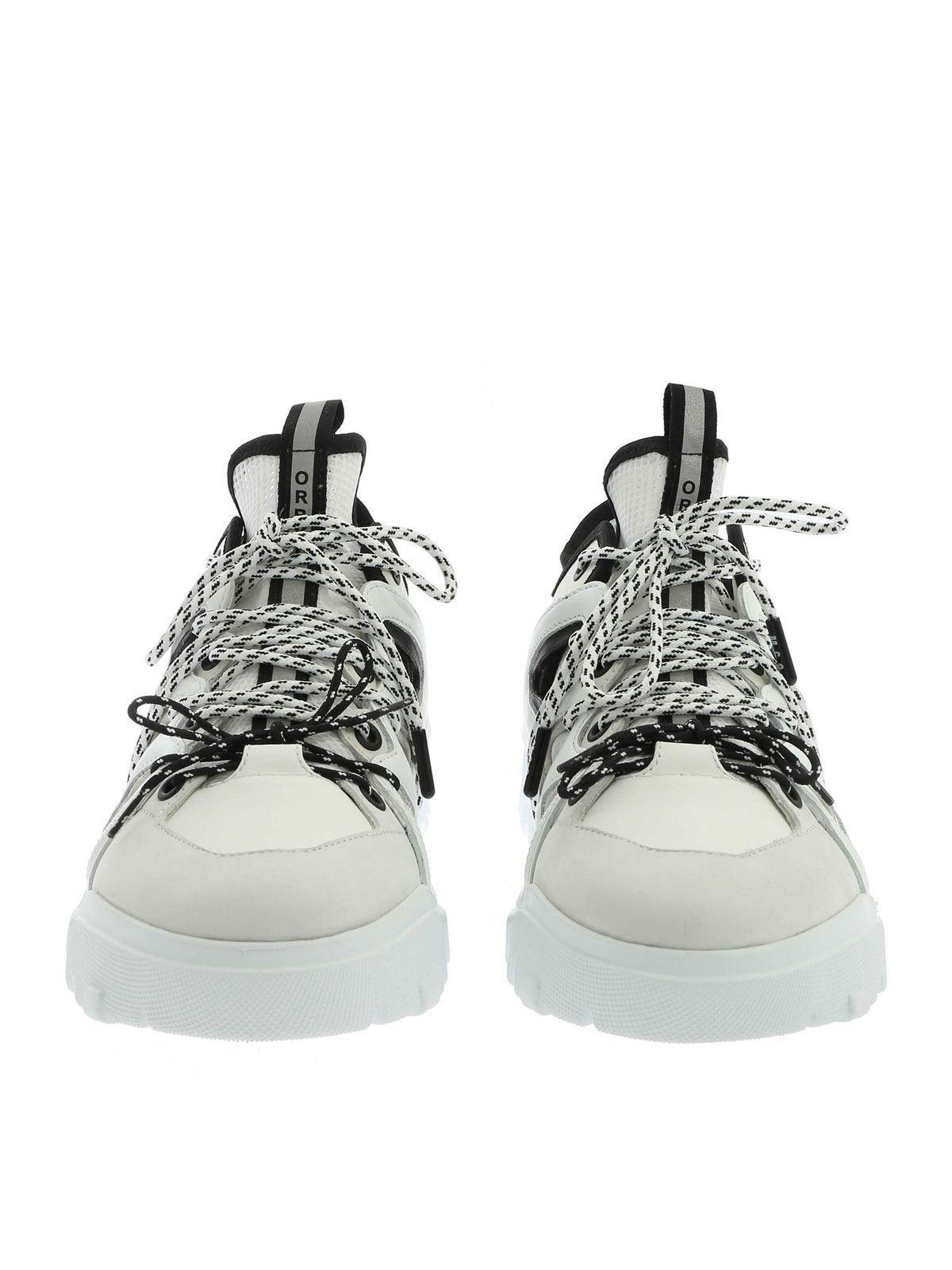 alexander mcqueen white trainers