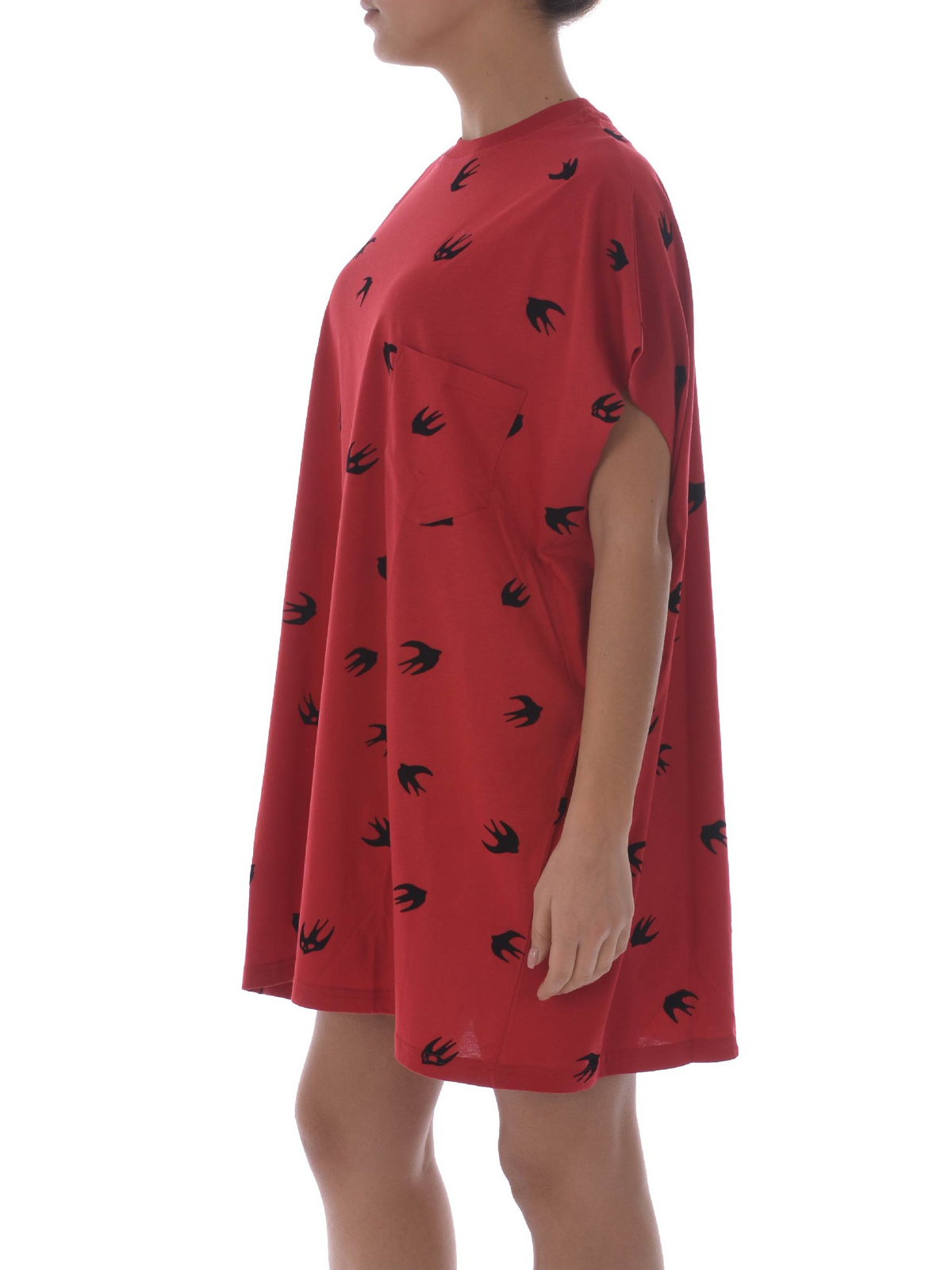 Mcq   Kurzes Kleid   Rot   Kurze Kleider   9RIT9   iKRIX.com