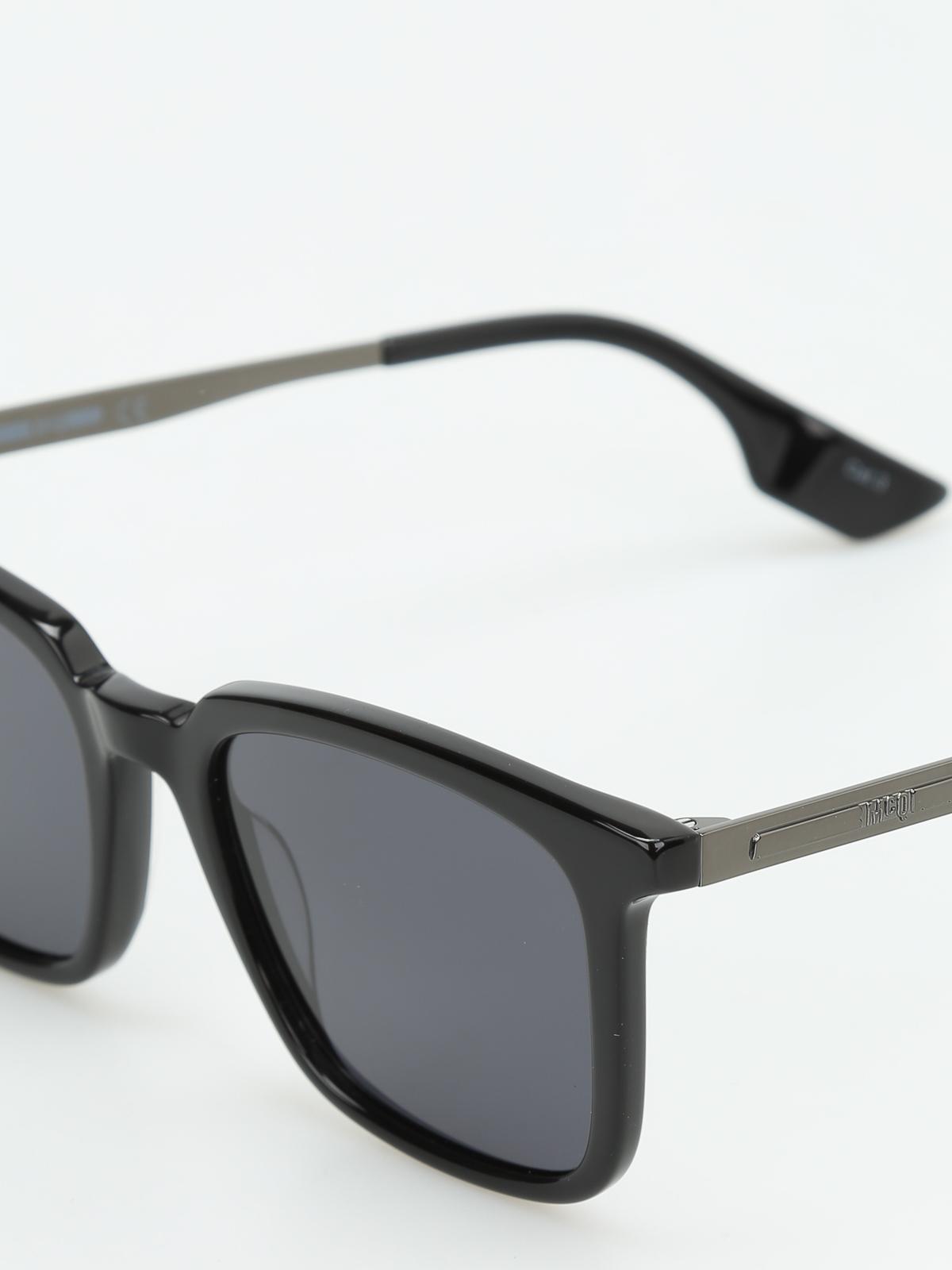 c4c2f5780d5 Mcq - Square shaped sunglasses - sunglasses - MQ0070S 001