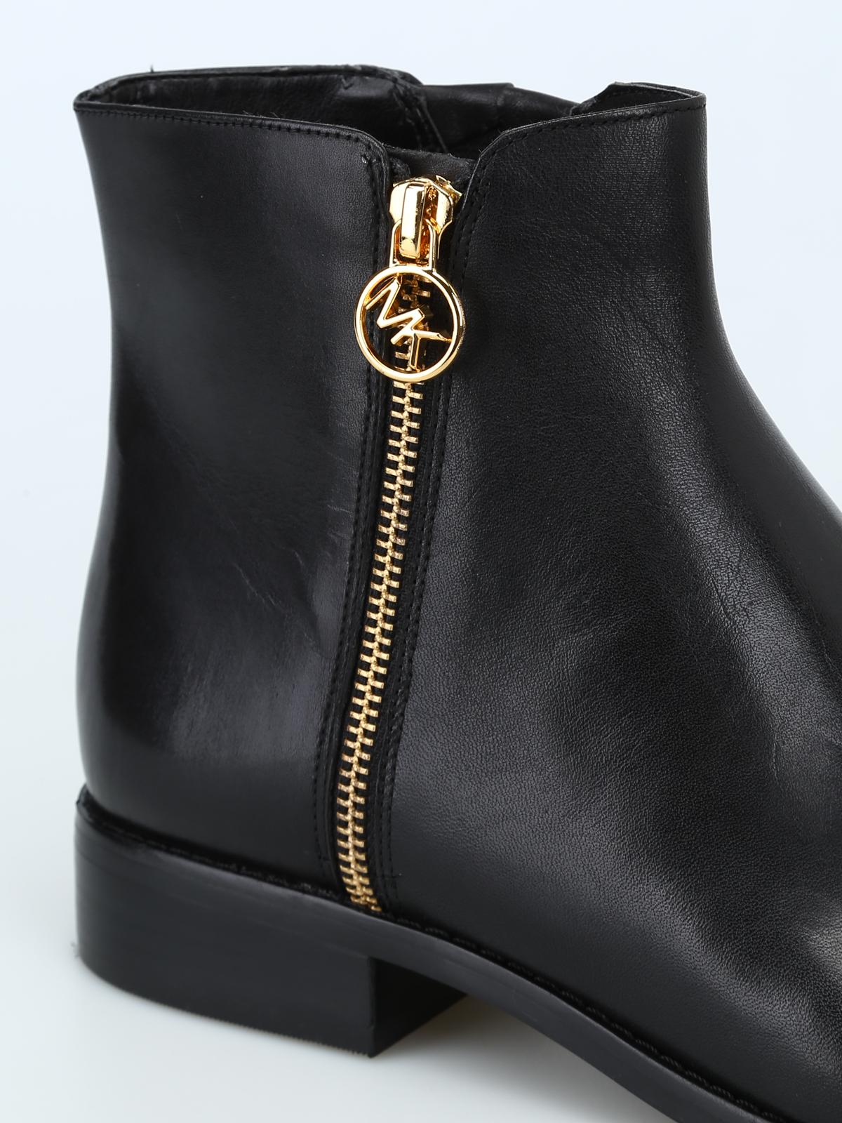 a8f120b762a5 Michael Kors - Jaycie flat booties - ankle boots - 40F8JAFE5L001