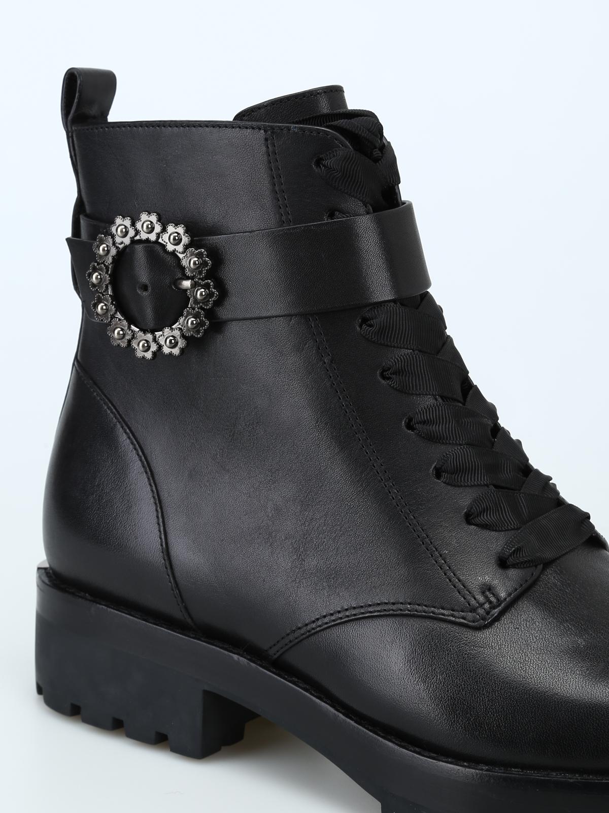 Michael Kors - Ryder leather ankle