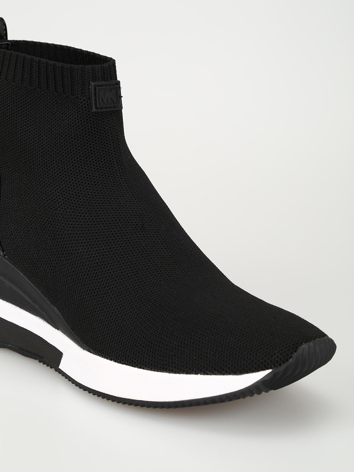 Michael Kors - Skyler sock ankle boots